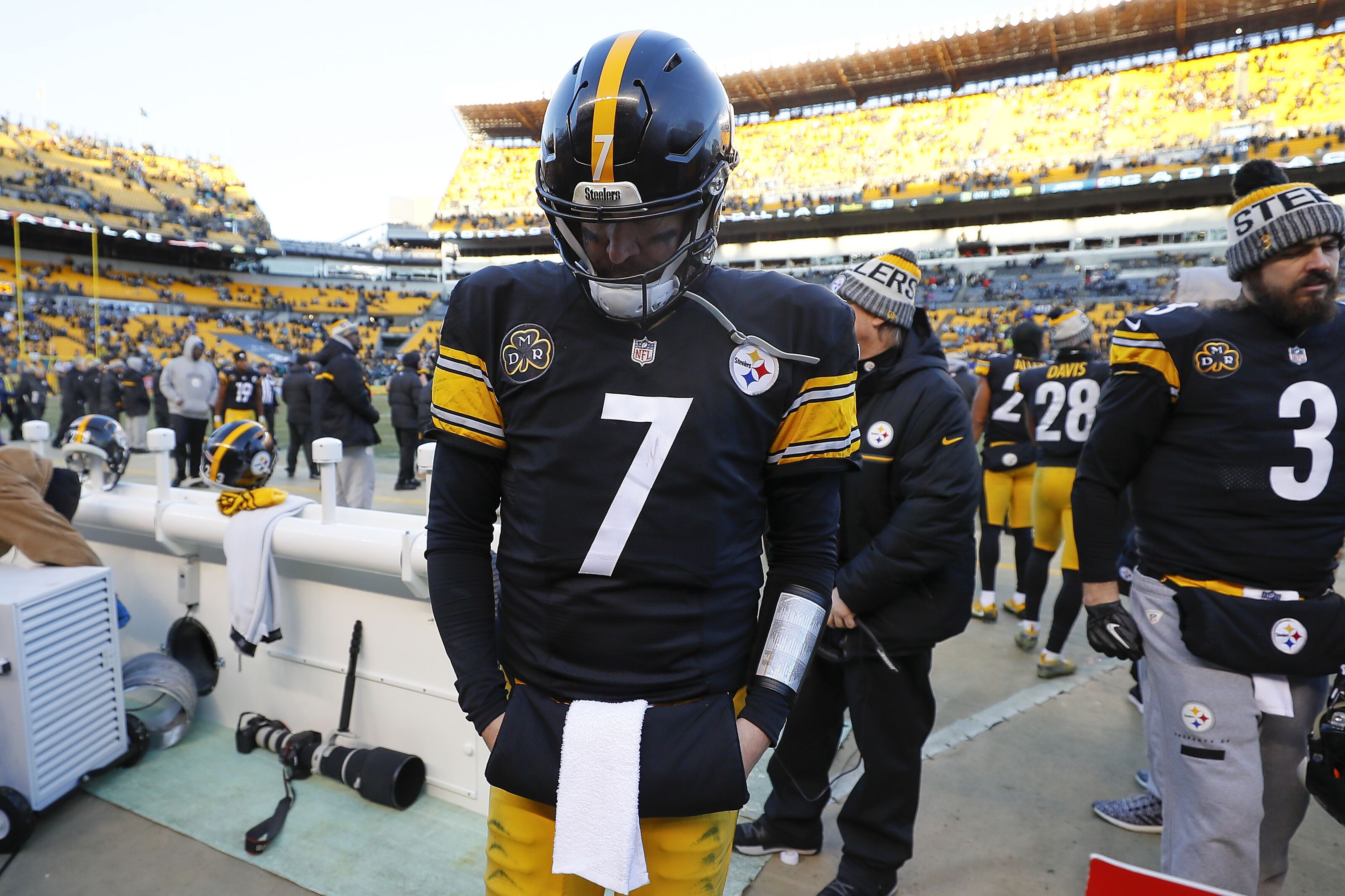24745bd3c 3 reasons why the Steelers offense may be worse in 2019