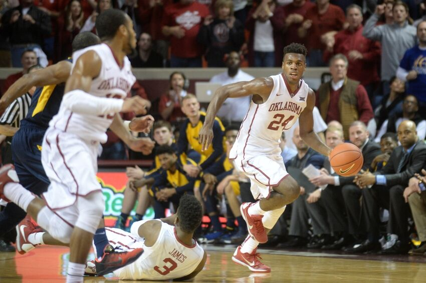 Oklahoma vs. West Virginia: Hard to Say Which Sooner Team Will Show Up?