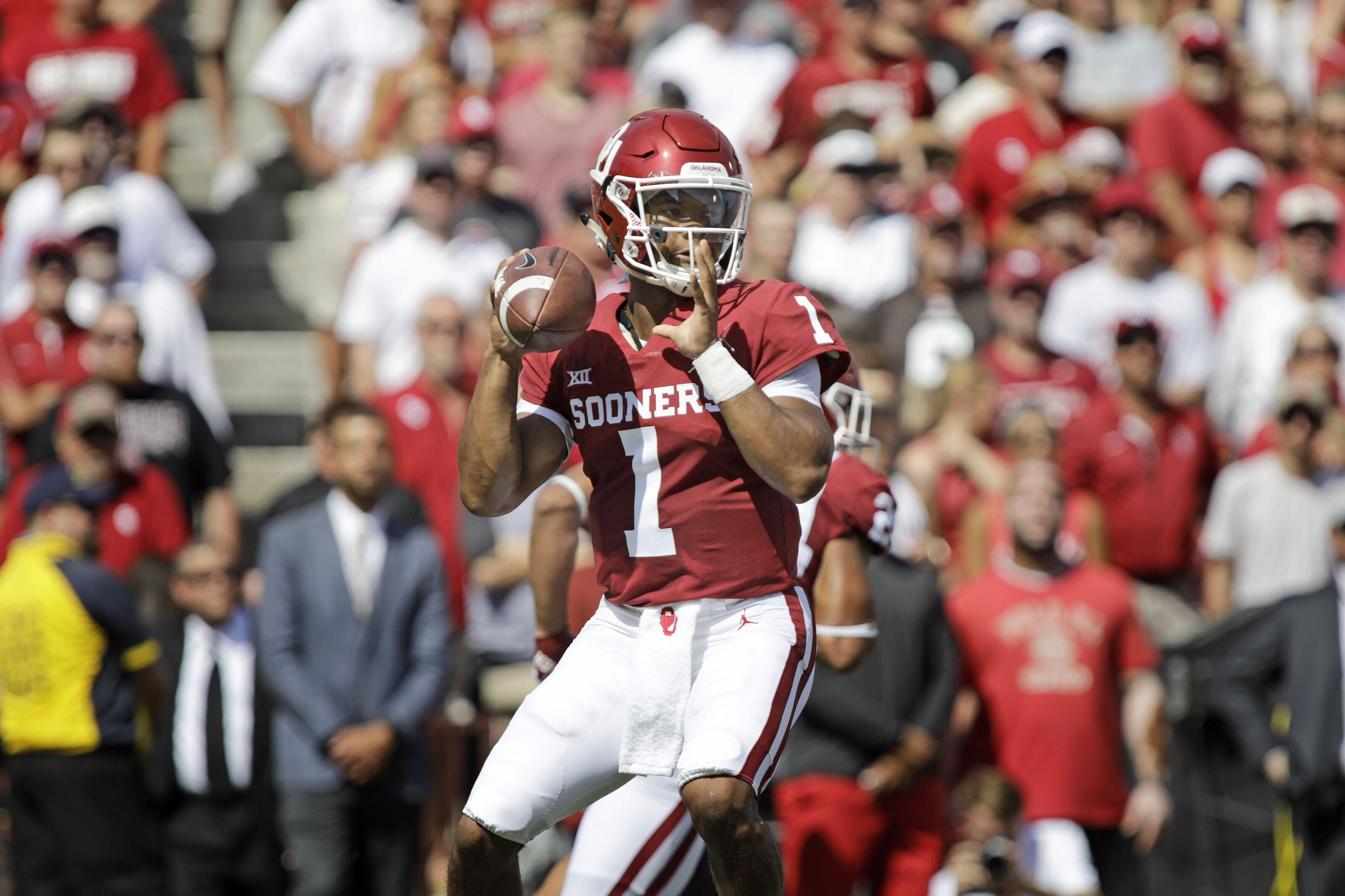 Oklahoma football: Sooner QBs on perpetual Heisman watch