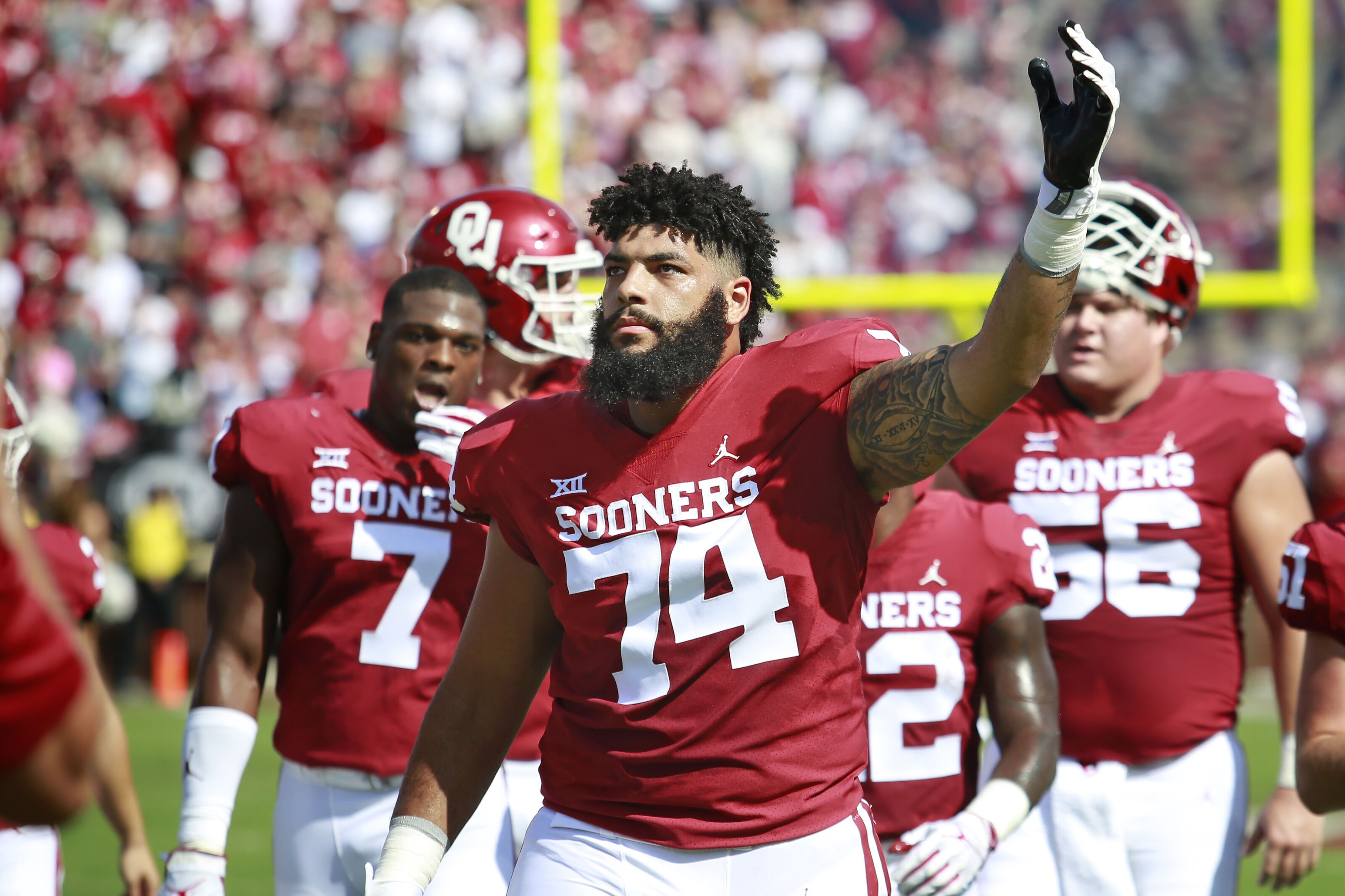 Updated ranking list  Kyler Murray   Nick Bosa at the top « Seahawks ... dde09f903