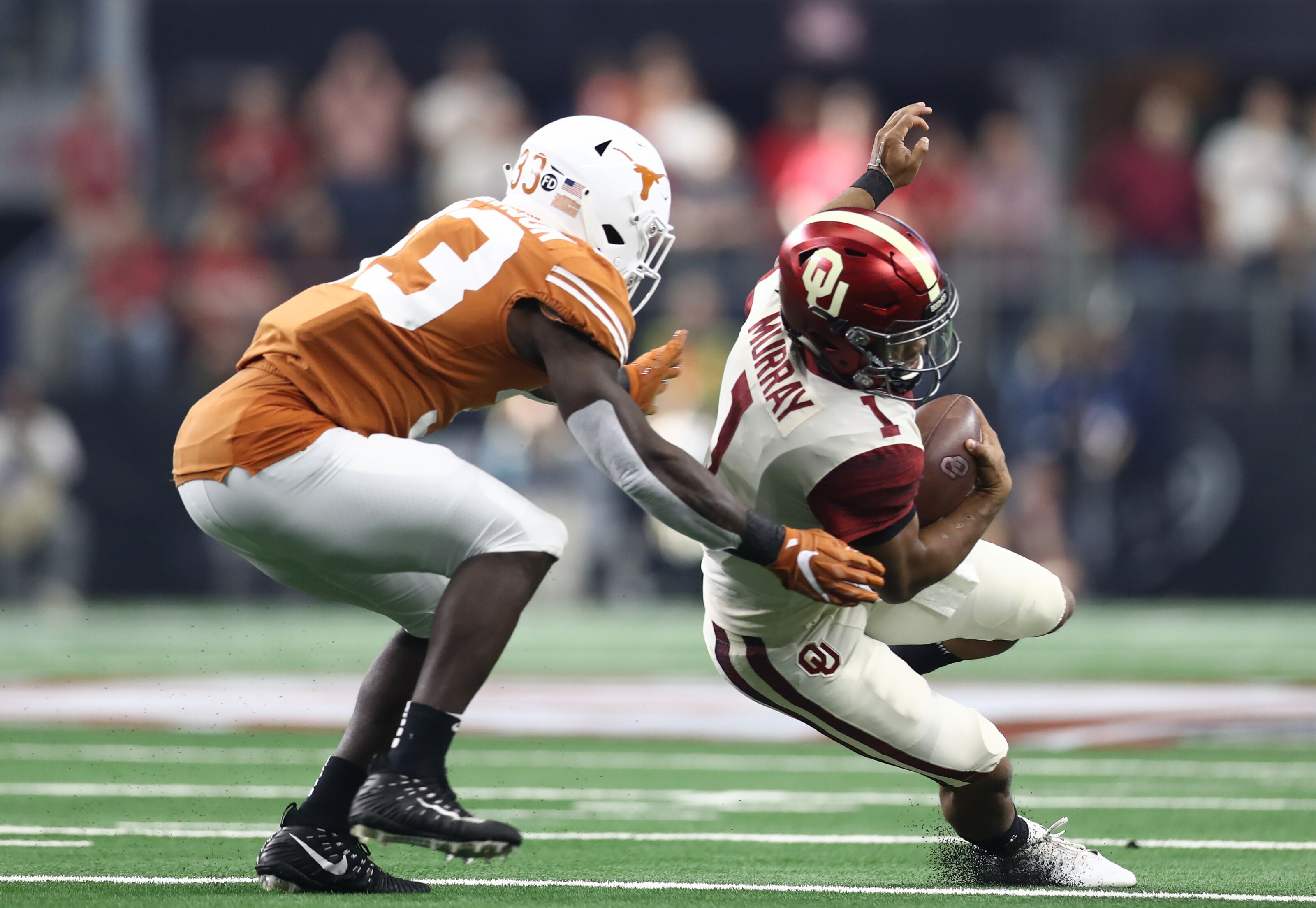 Oklahoma football: Numbers that mattered from a 12th Big ...