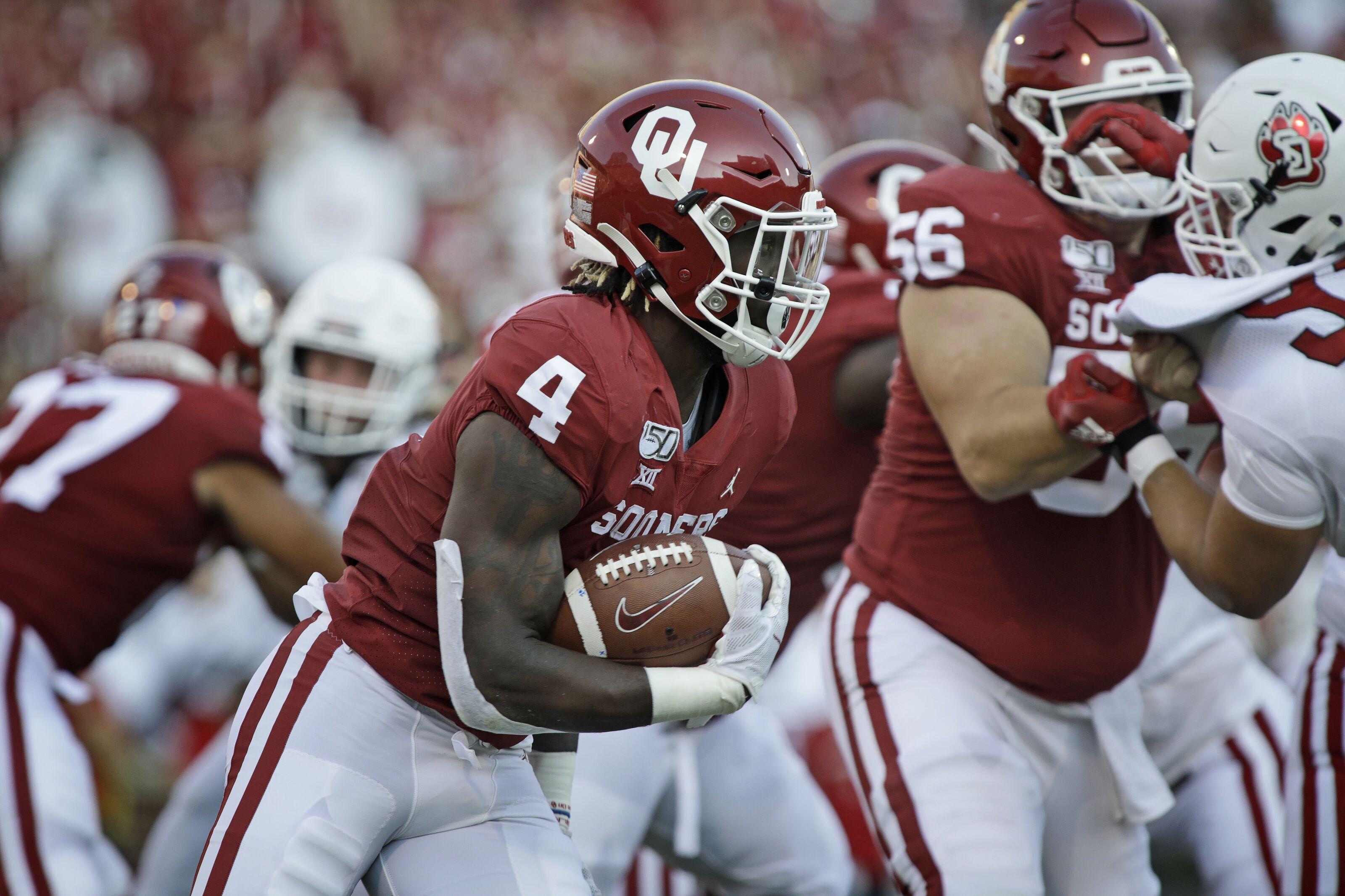 Oklahoma football: Three different quarterbacks, same power-packed offense