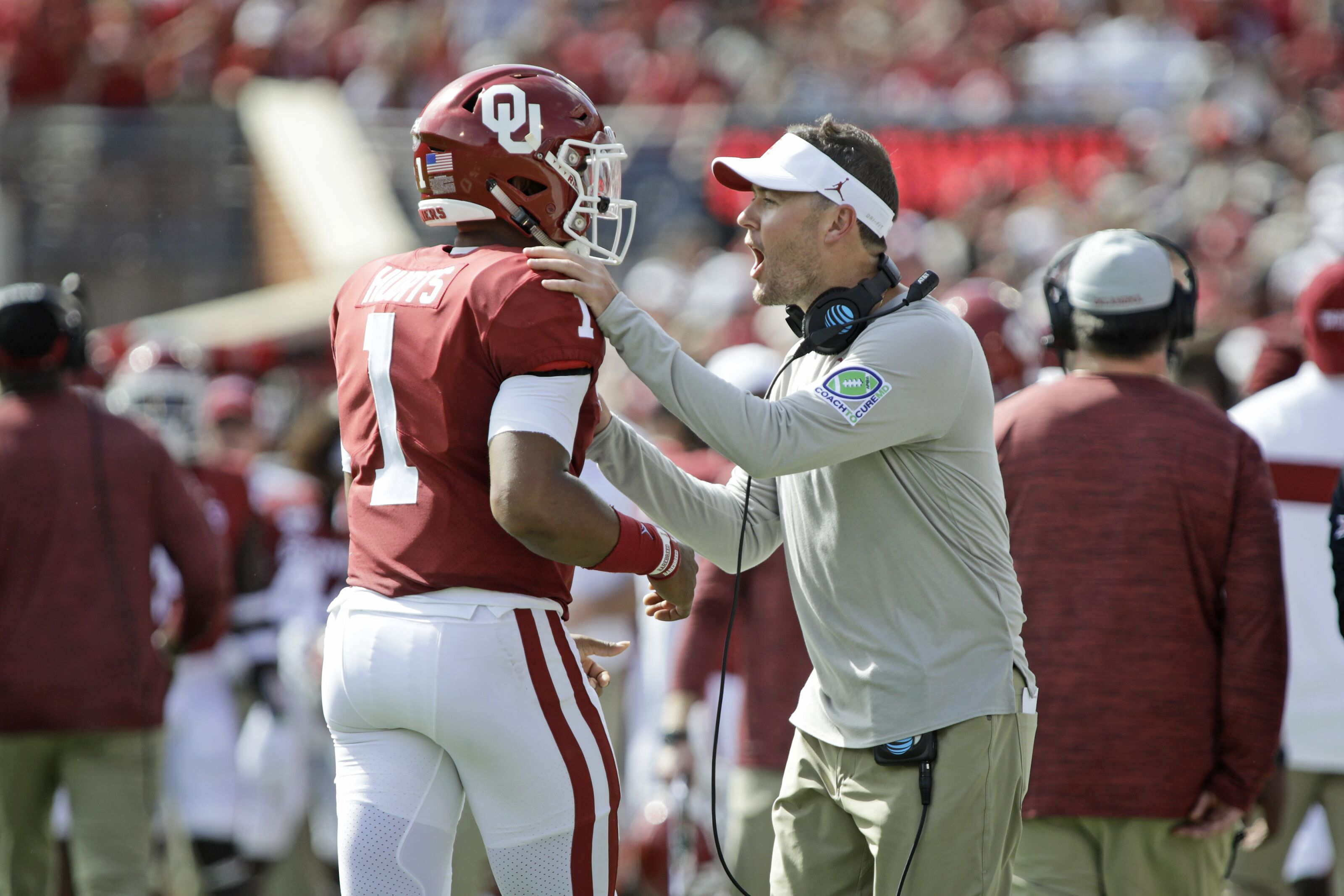 Lincoln Riley: 'The journey is just getting started'