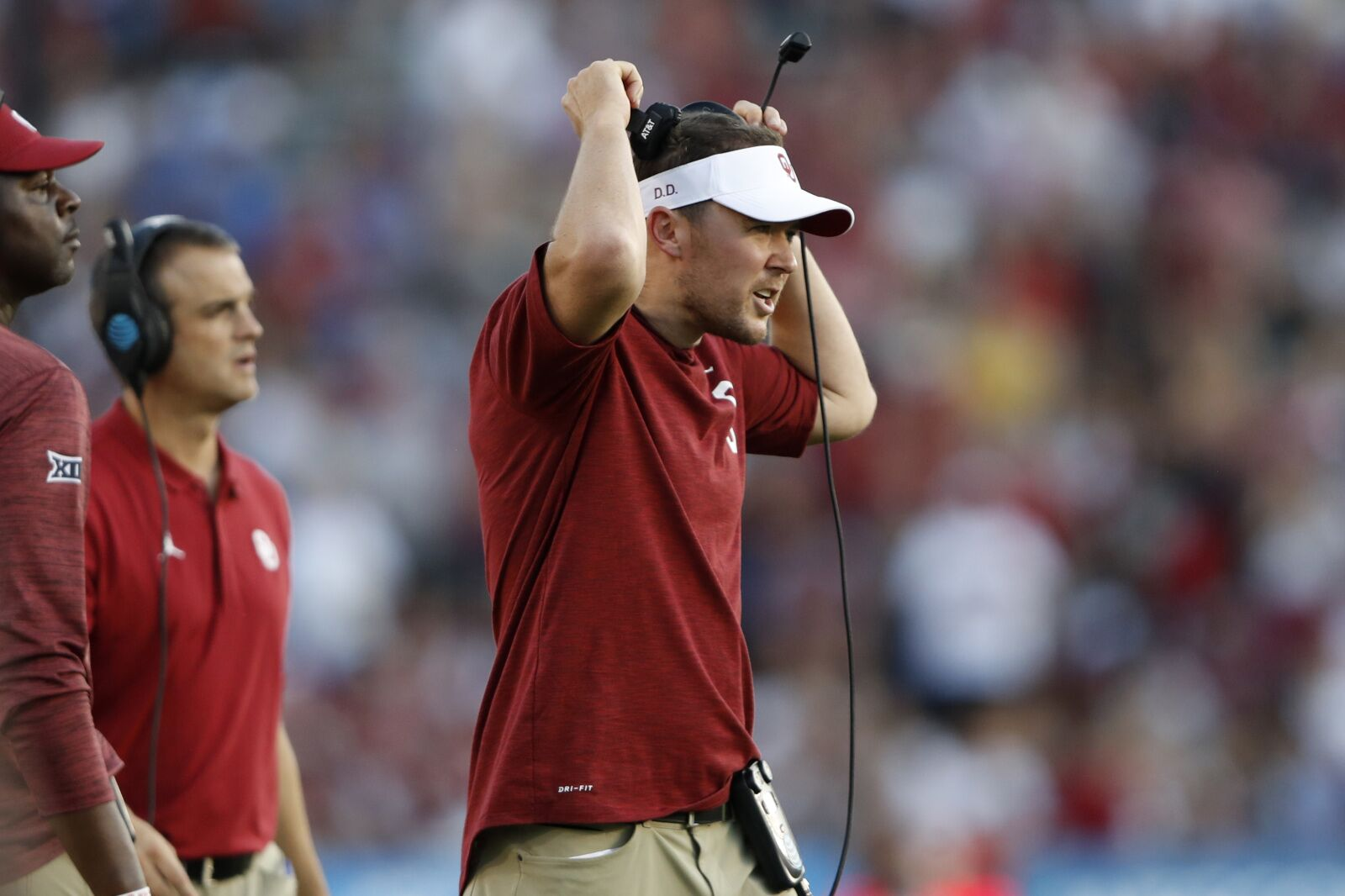 Lincoln Riley: 'It's still not anywhere where it needs to be'
