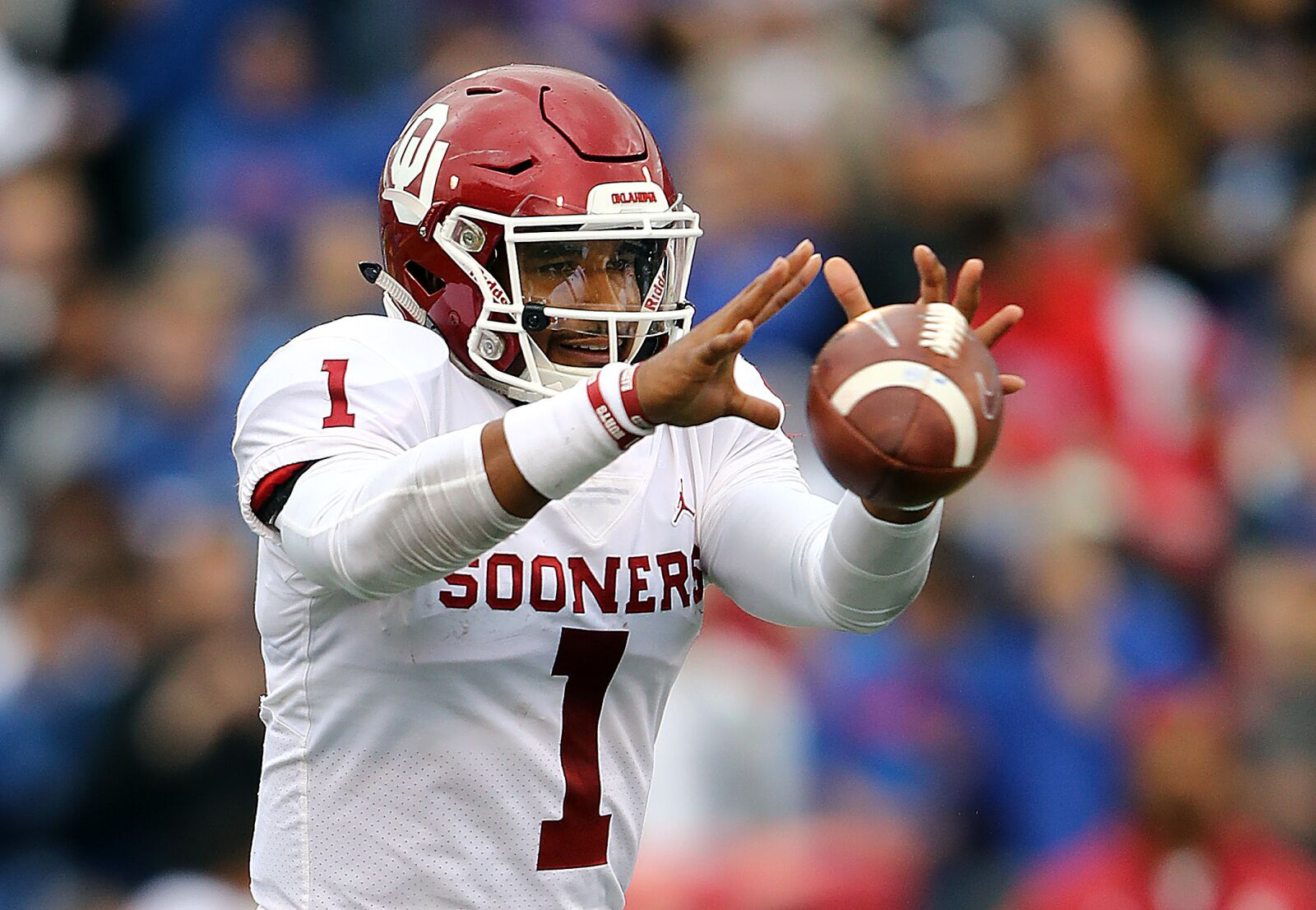 Oklahoma's Defense Disappears as College Football Playoff ...