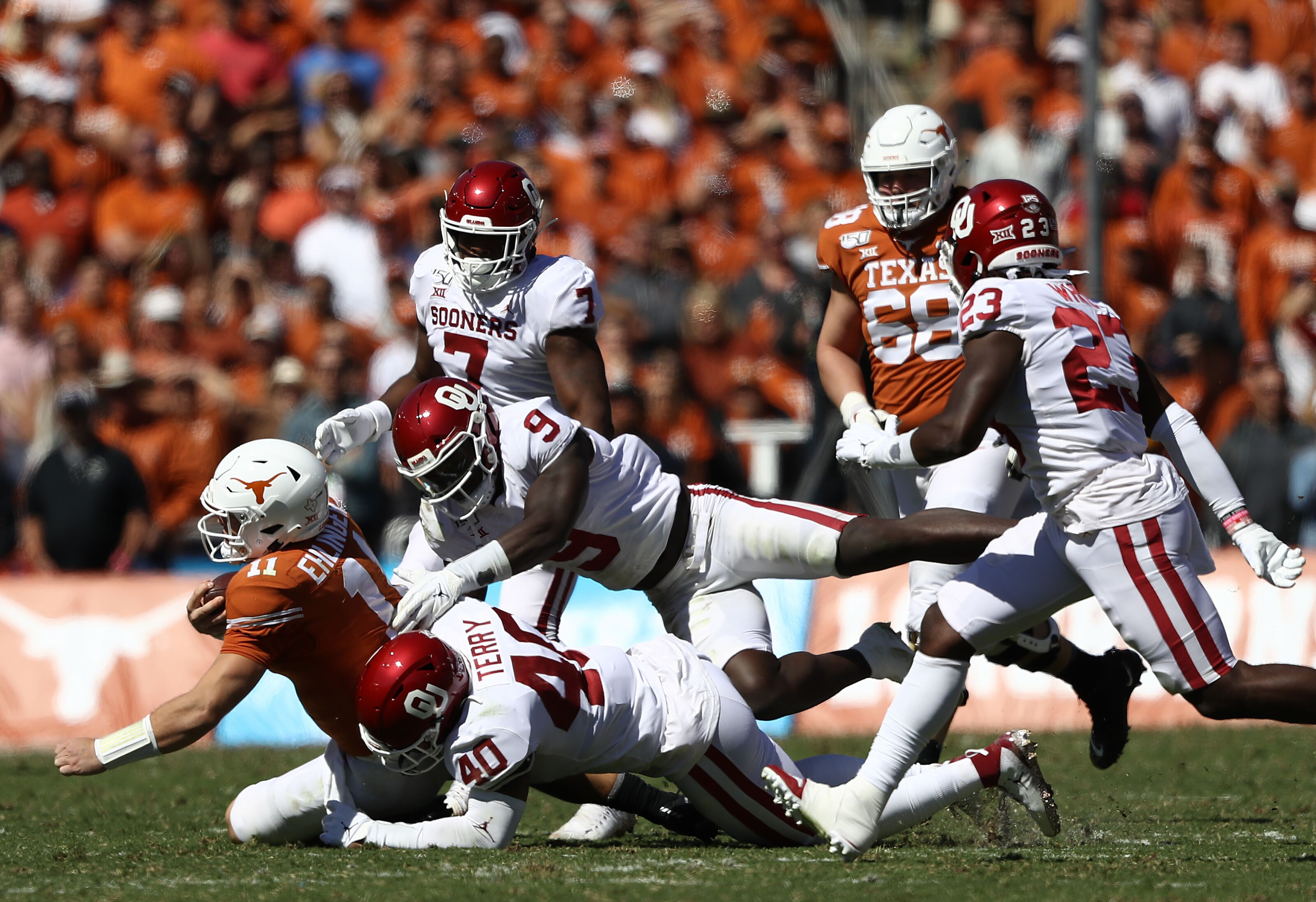 Oklahoma football: Sooner LB out for season