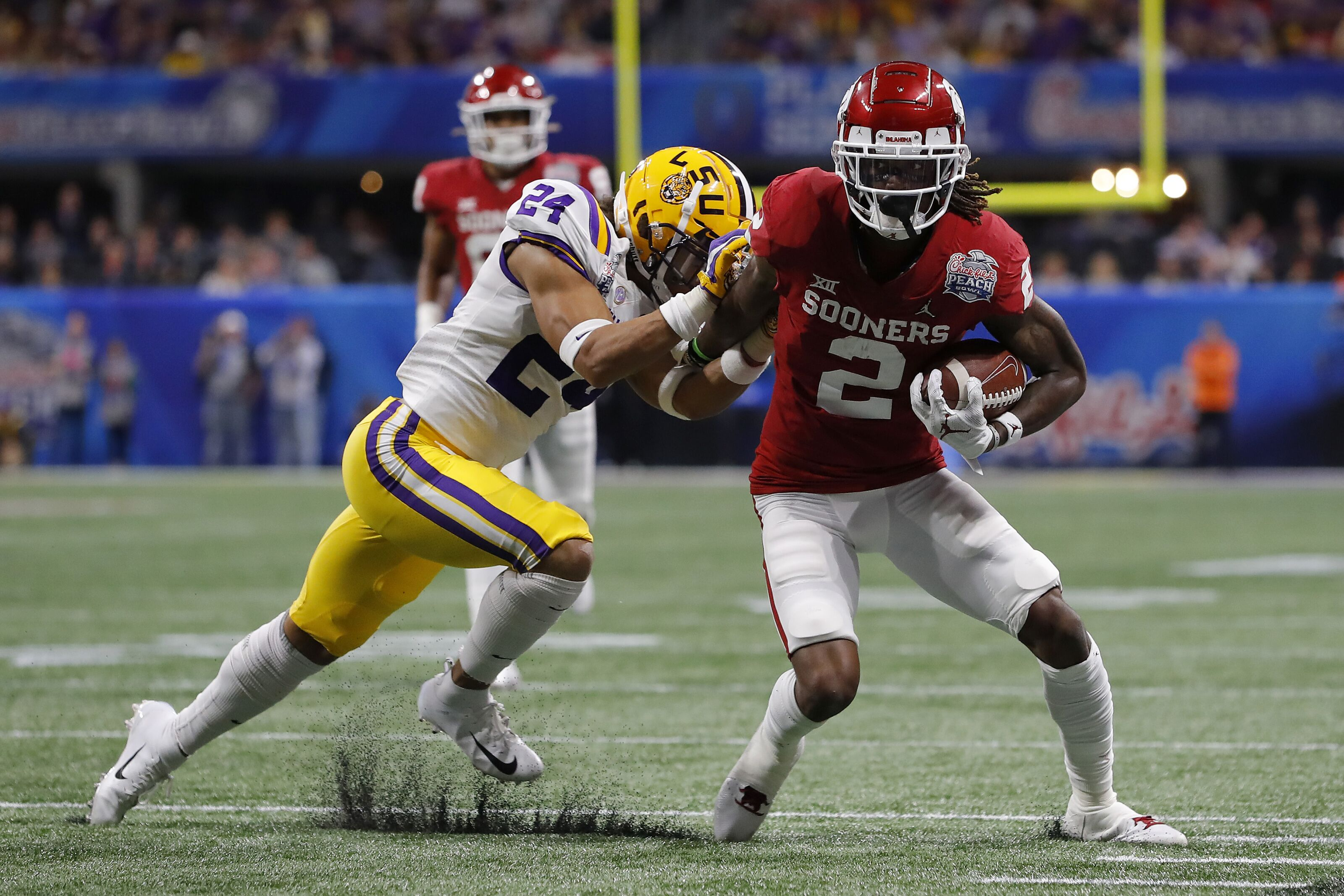 Oklahoma football: Sooners likely to have 3 first-rounders in April NFL Draft