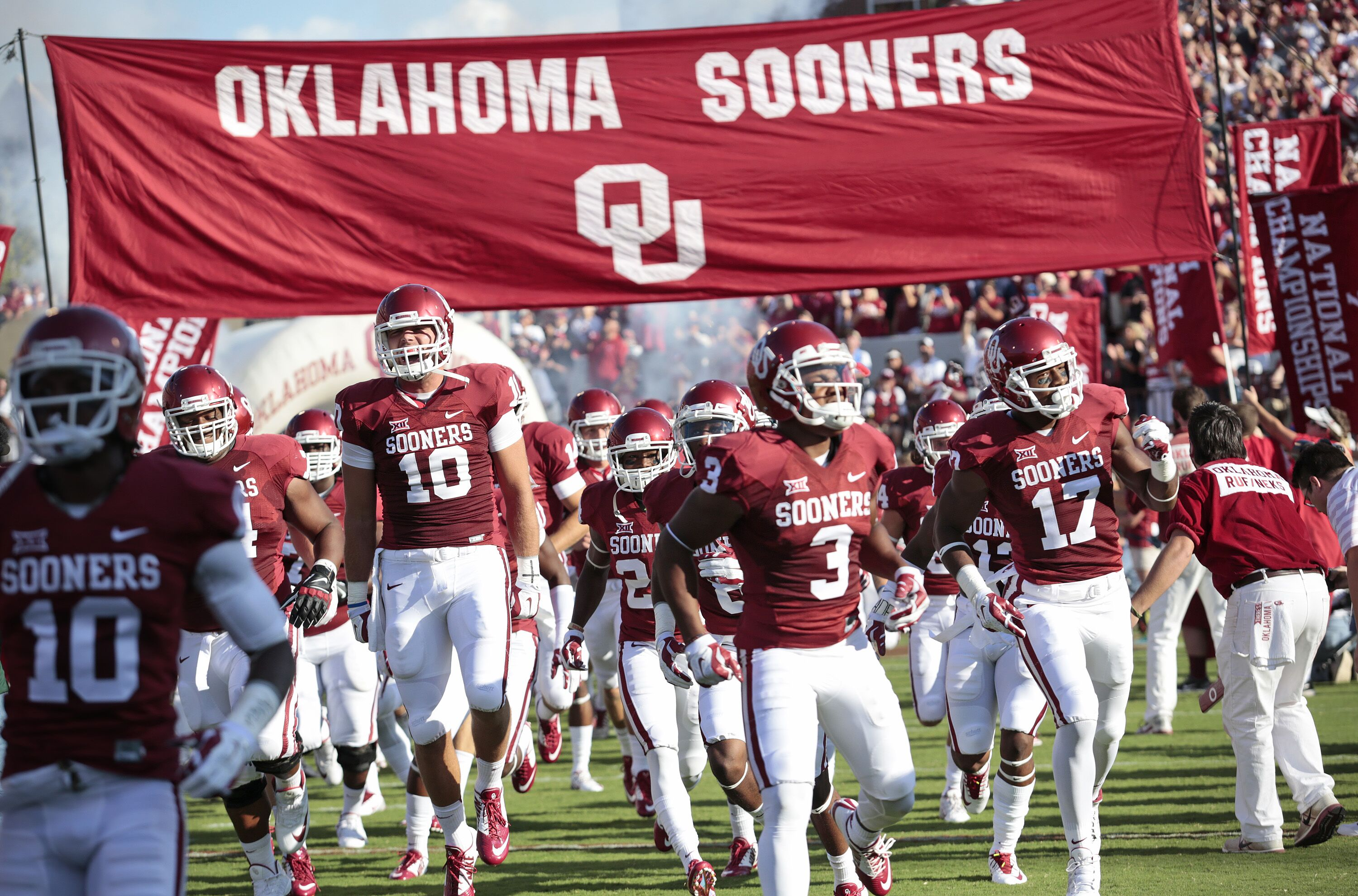 Oklahoma football: Previewing the 2017 second-half schedule