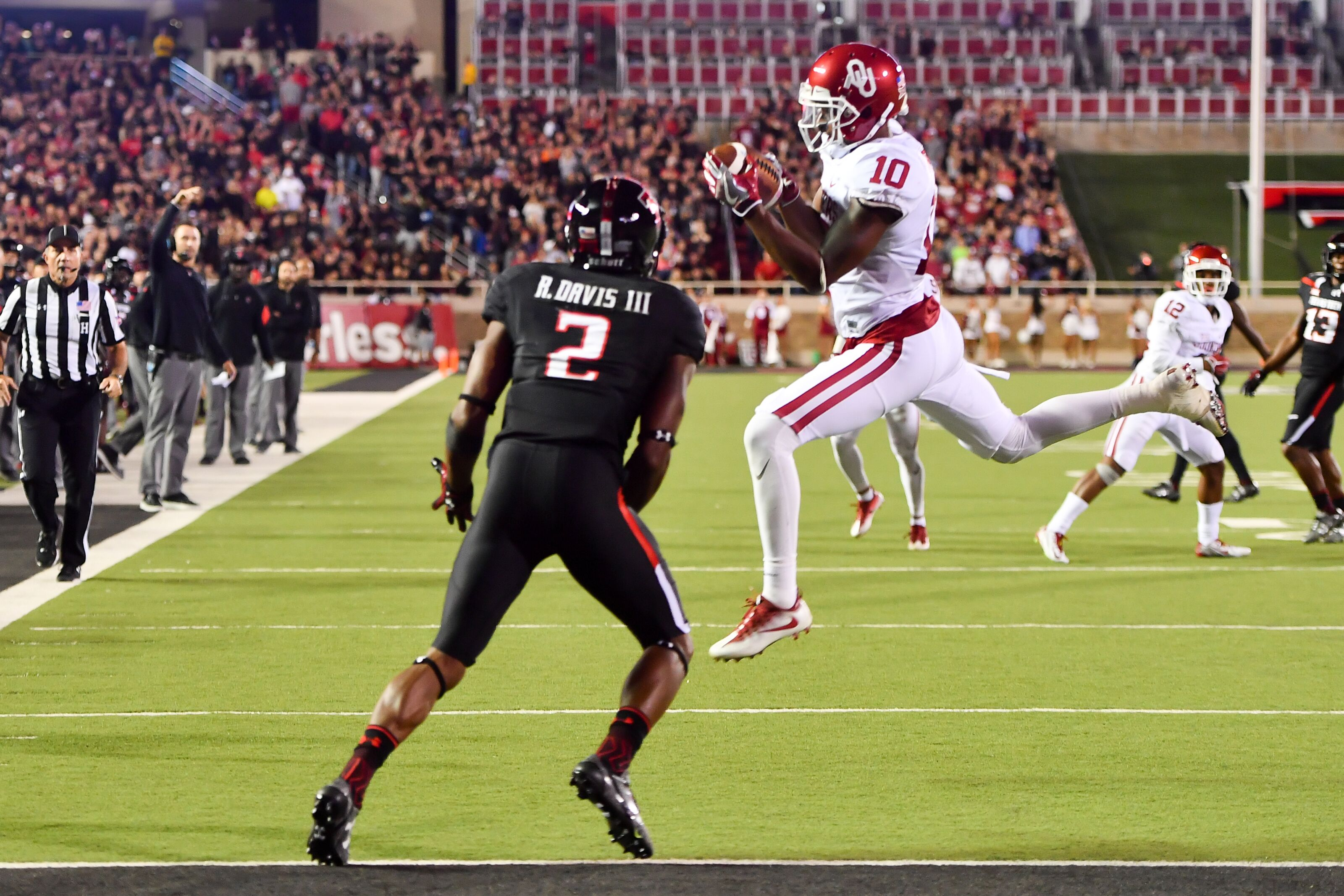 Oklahoma football: How big is the Texas Tech game on Saturday?