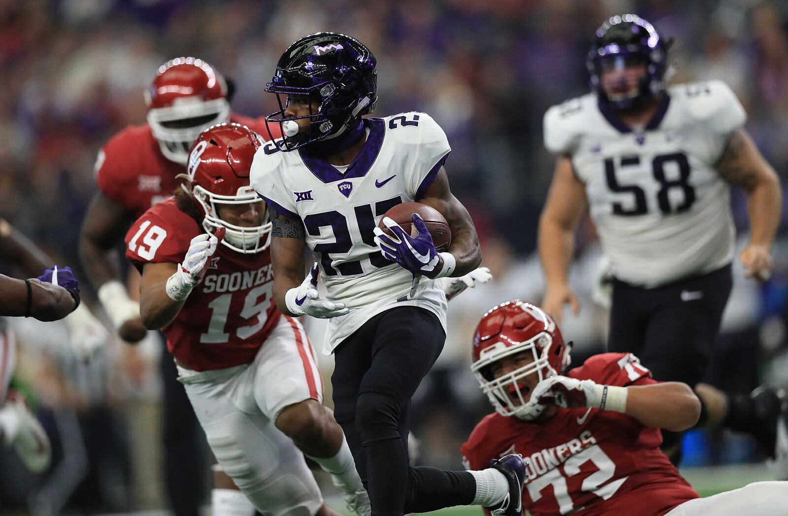 Oklahoma football: Sooners look to rebound with a must game at TCU
