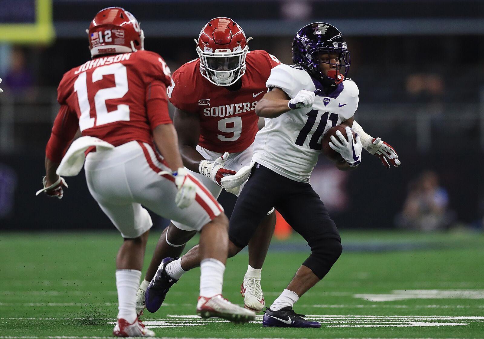 Oklahoma football: Can Kenneth Murray live up to Bednarik ...