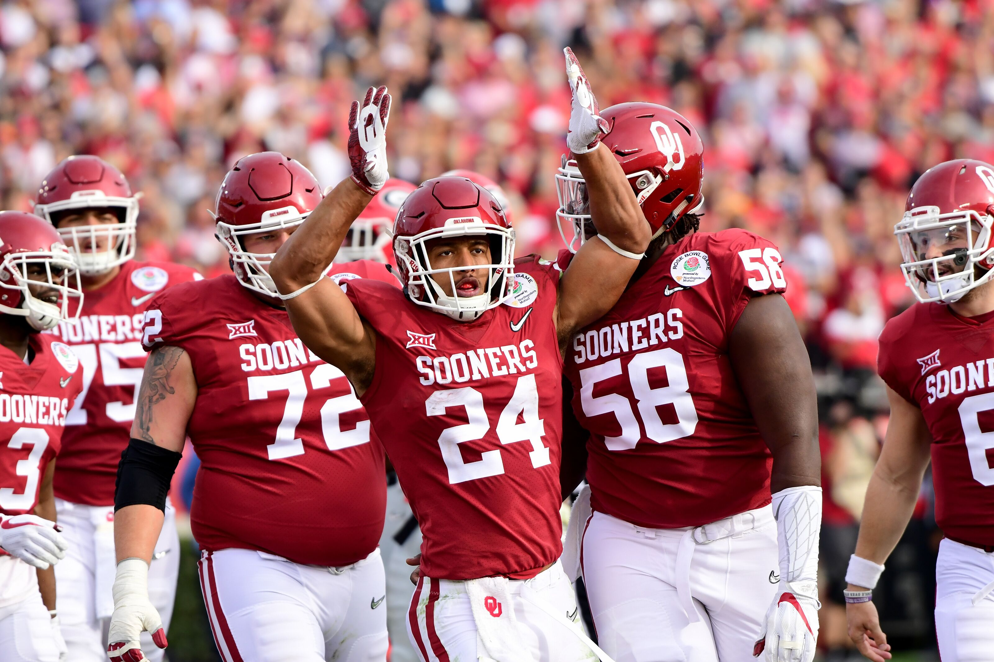 Oklahoma football: Players respond to ESPN's 'overrated ...