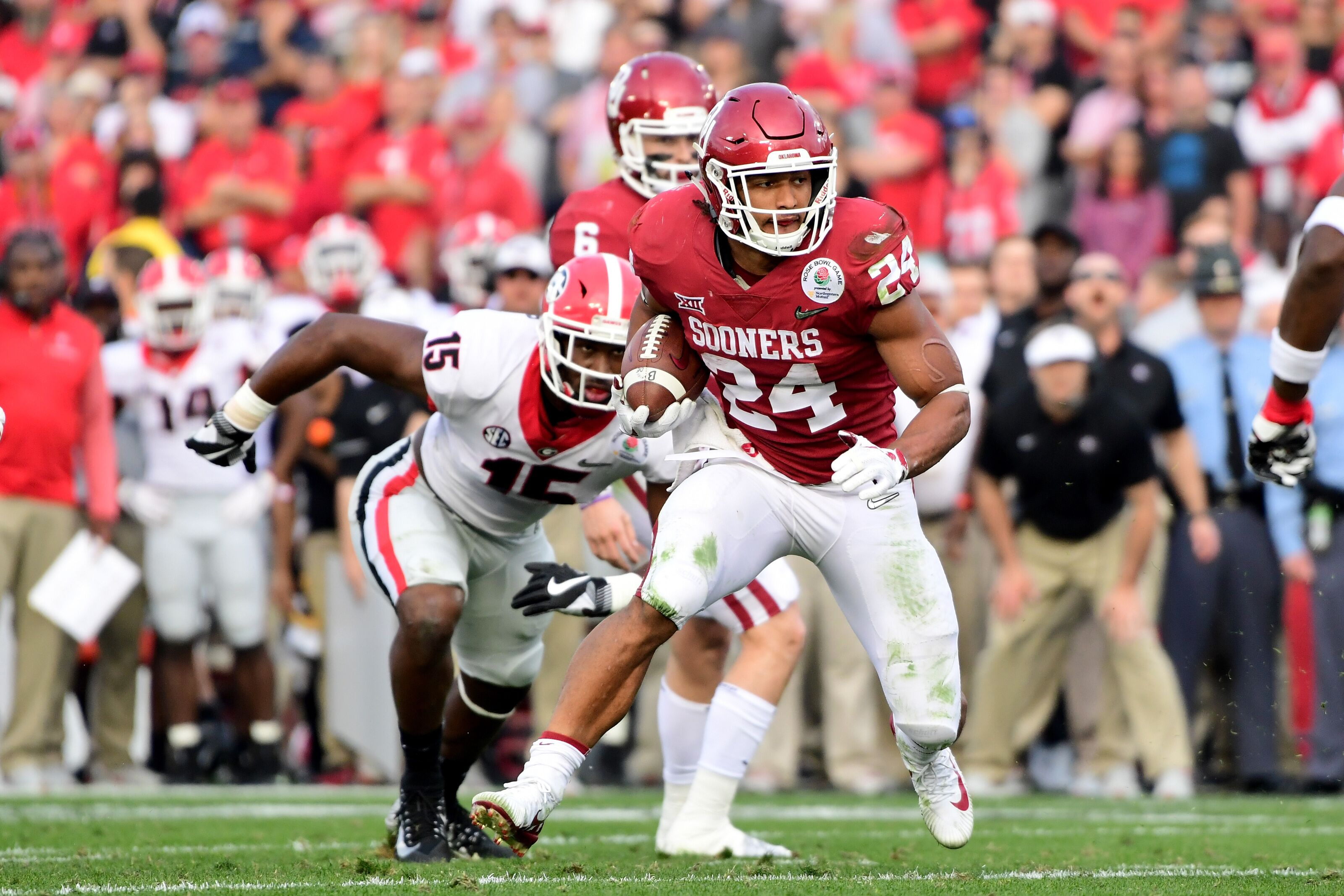 Oklahoma Football Rodney Anderson Was The Biggest Steal Of