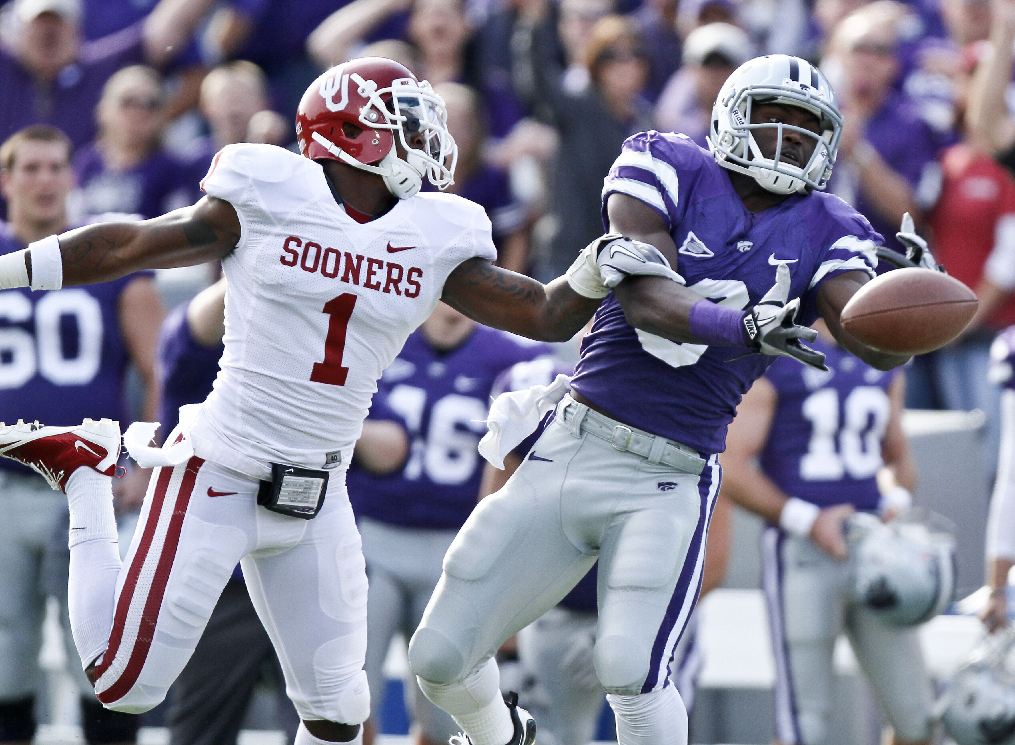 Oklahoma football: Stats that stand out in OU-K-State matchup