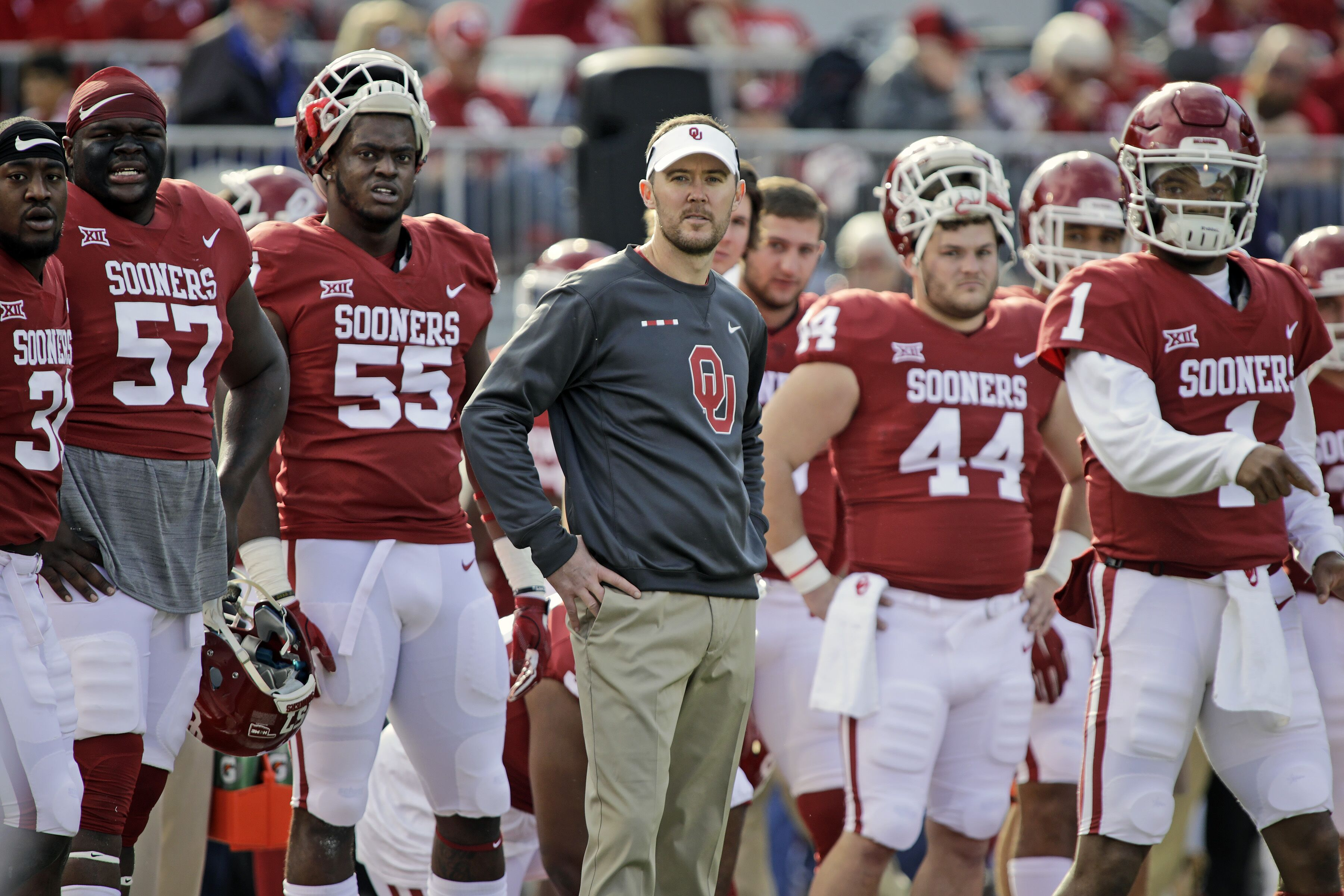 Oklahoma football: Refuting a silly hot take on Lincoln Riley