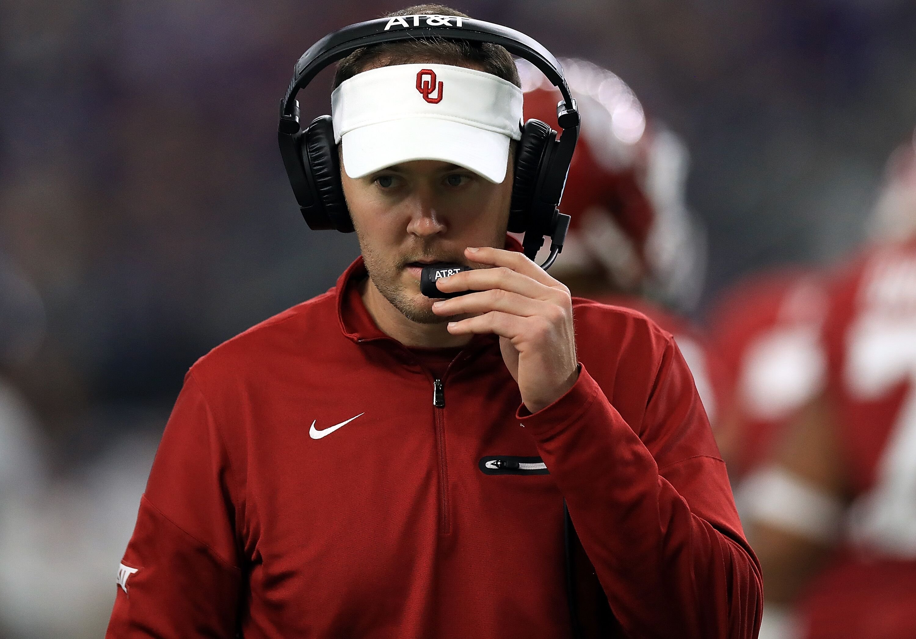 Lincoln Riley is in rarefied air among college football coaching elite