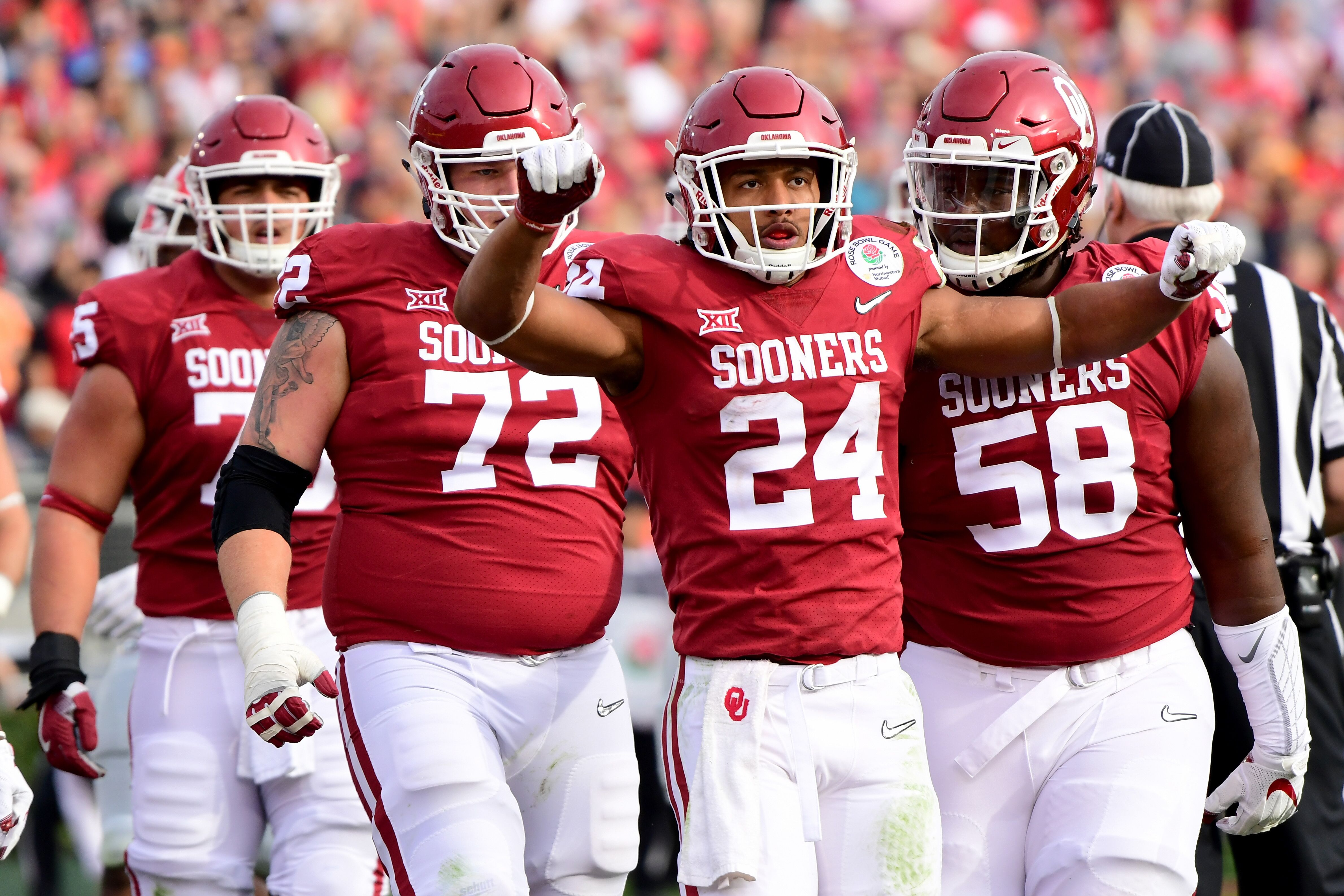 Oklahoma football: Sooners finish 3rd in final AP, Coaches ...