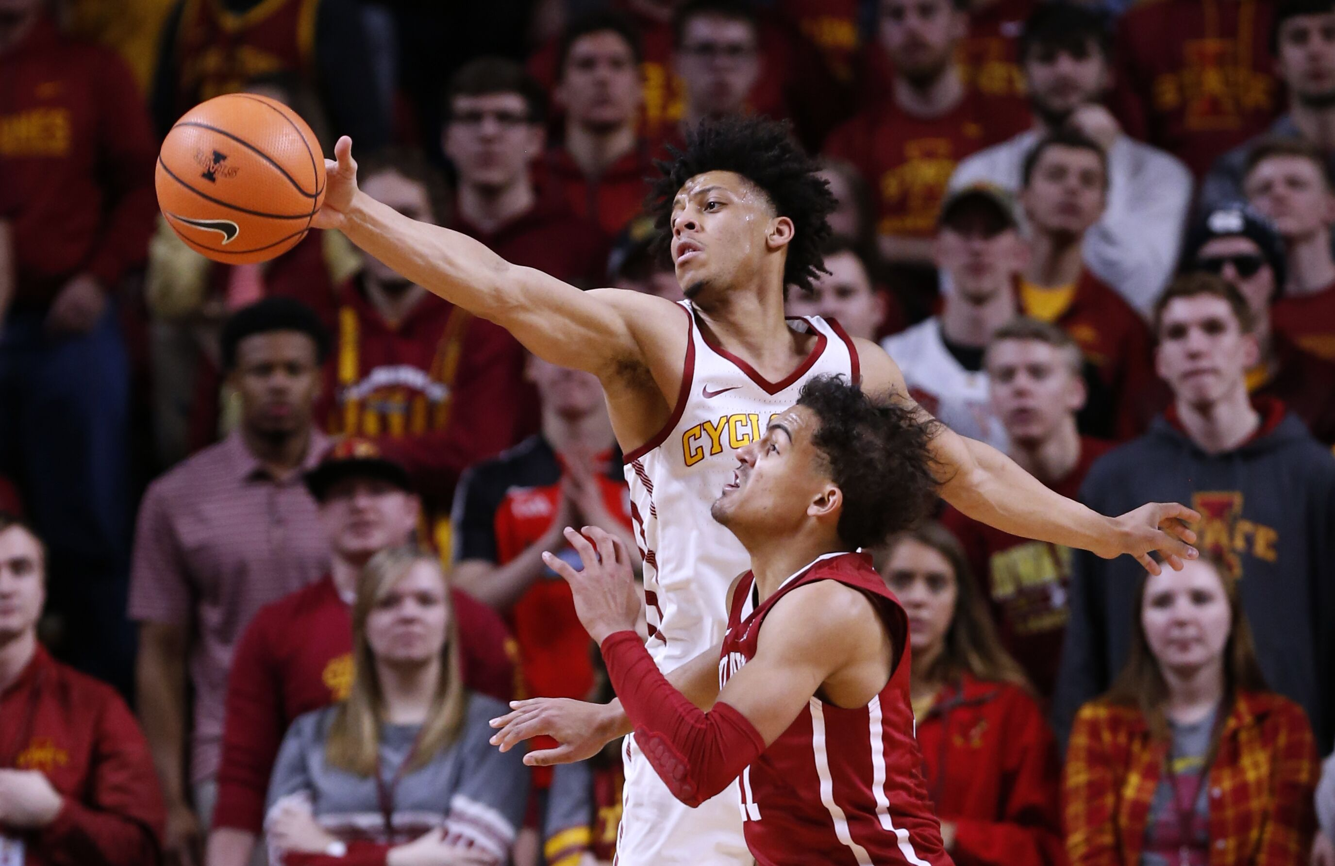 Oklahoma basketball numbers that mattered from ous loss at iowa state publicscrutiny Gallery
