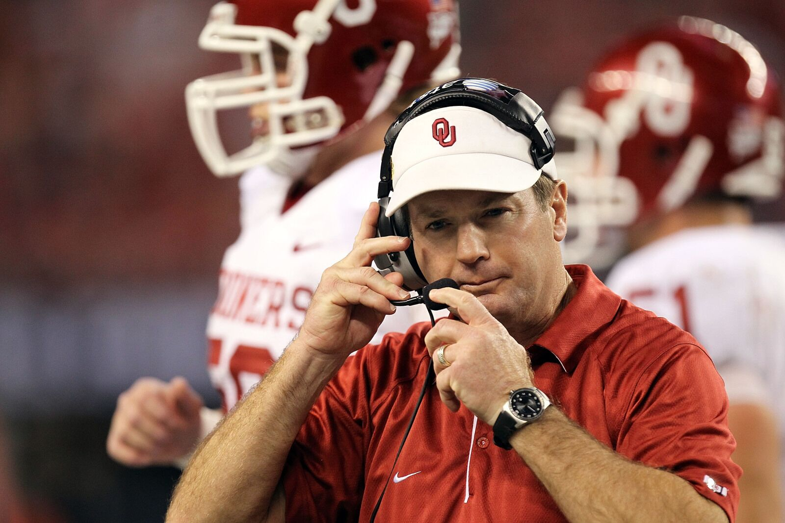 Oklahoma football: What if Stoops had stepped down in 2014?
