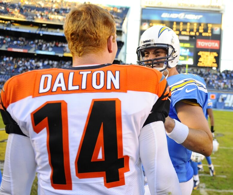 San Diego Chargers Center: Bengals Crossing Enemy Lines: Ernie Padaon Of Bolt Beat