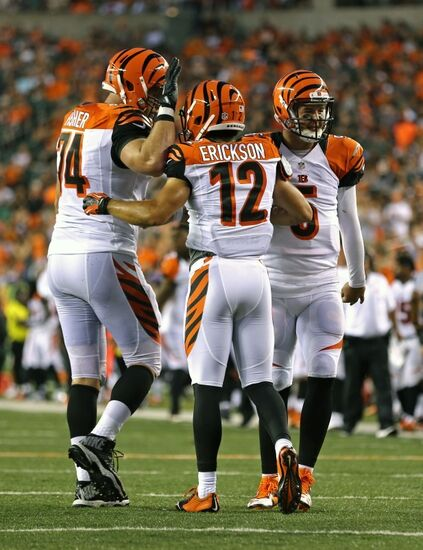 45ffb49a9b8 Cincinnati Bengals Player Profile  Who is Alex Erickson