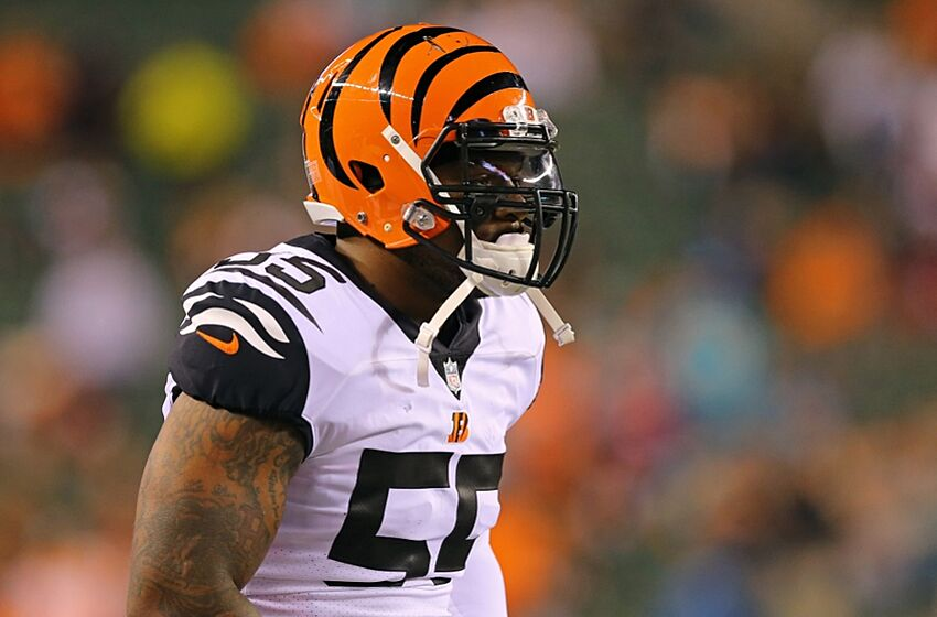 Bengals' Linebacker Vontaze Burfict Just Can't Get A Break