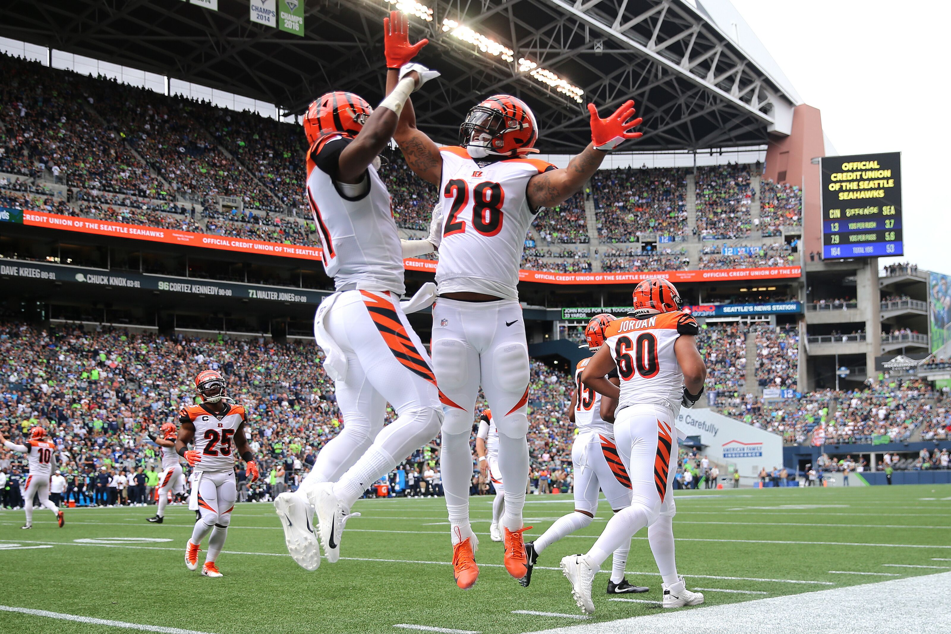Cincinnati Bengals: Time to turn optimism in to results