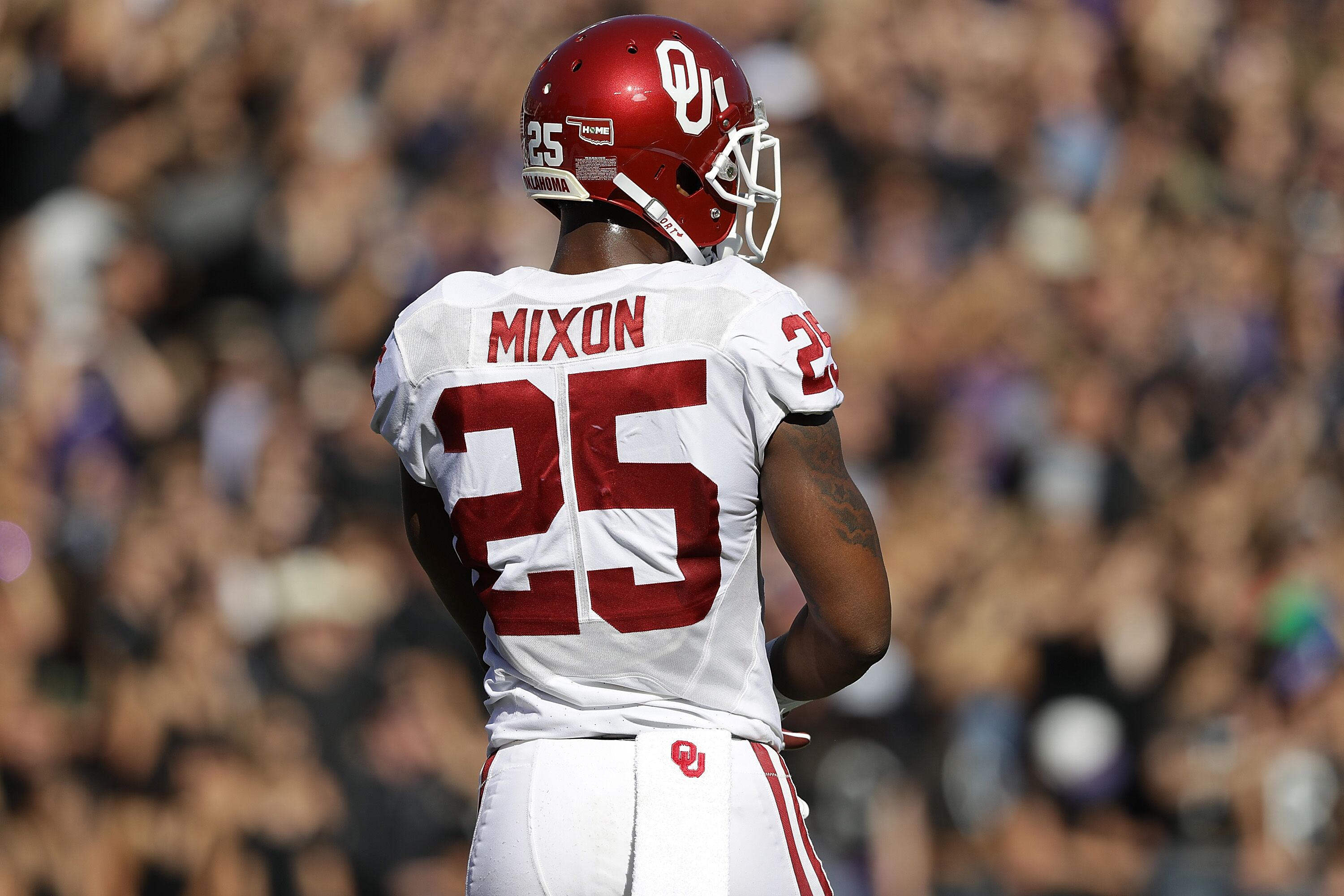 a13e202f Bengals' Joe Mixon is a weapon waiting to explode