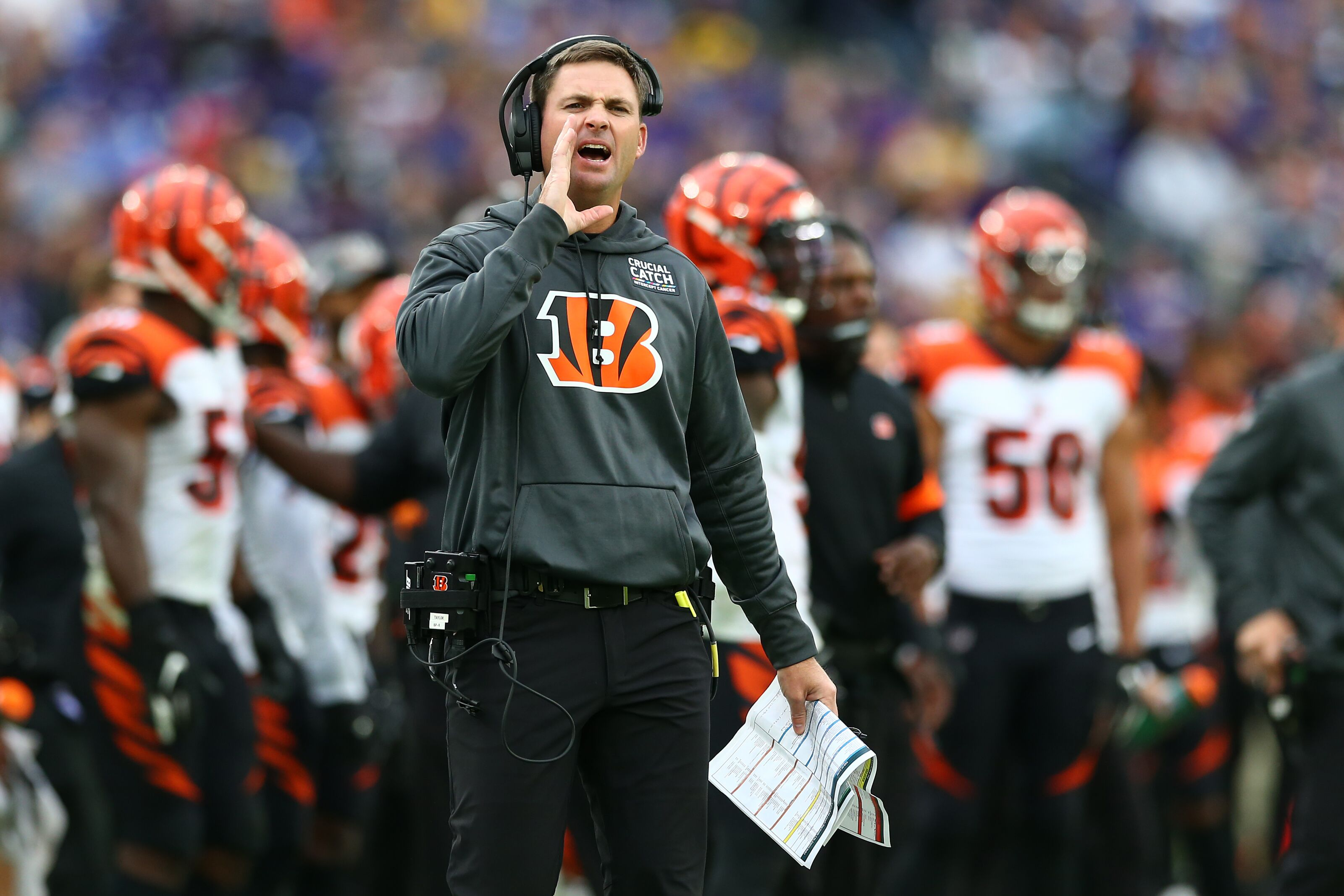 Cincinnati Bengals: Zac Taylor should be on the hot seat