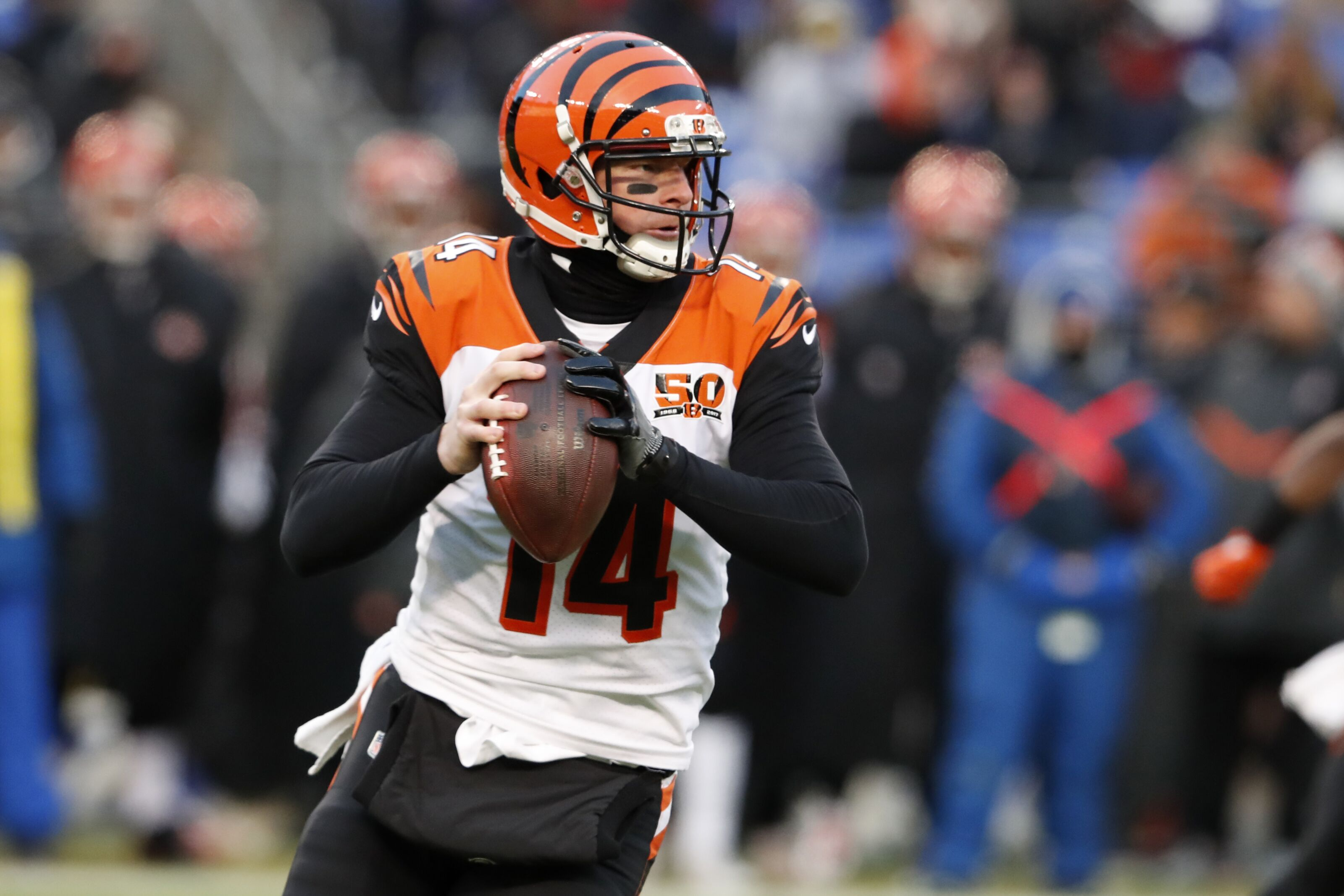 The Arguments for and Against Andy Dalton in Cincinnati