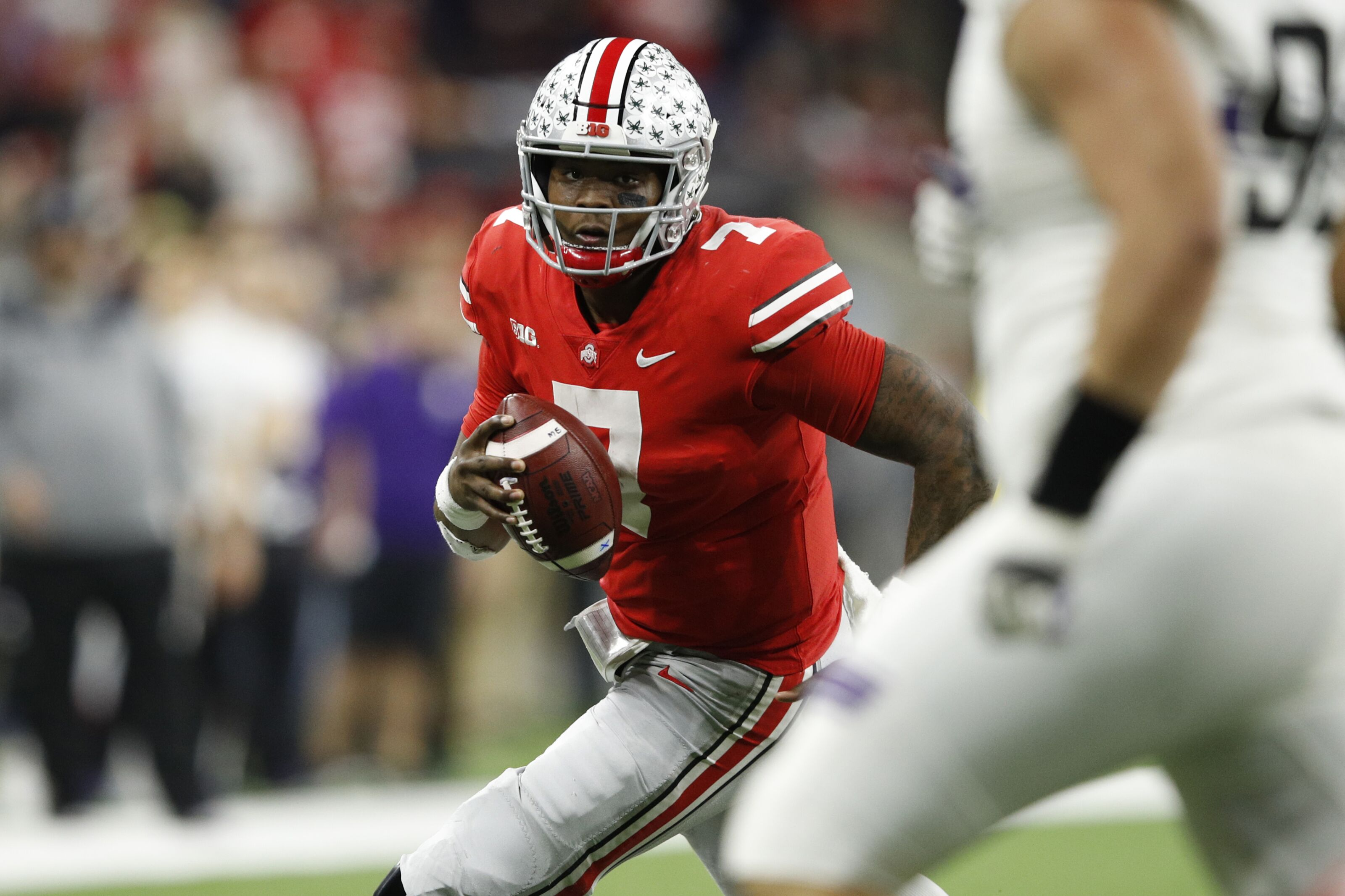 NFL Draft Questions: Is Dwayne Haskins the next Mitch Trubisky?