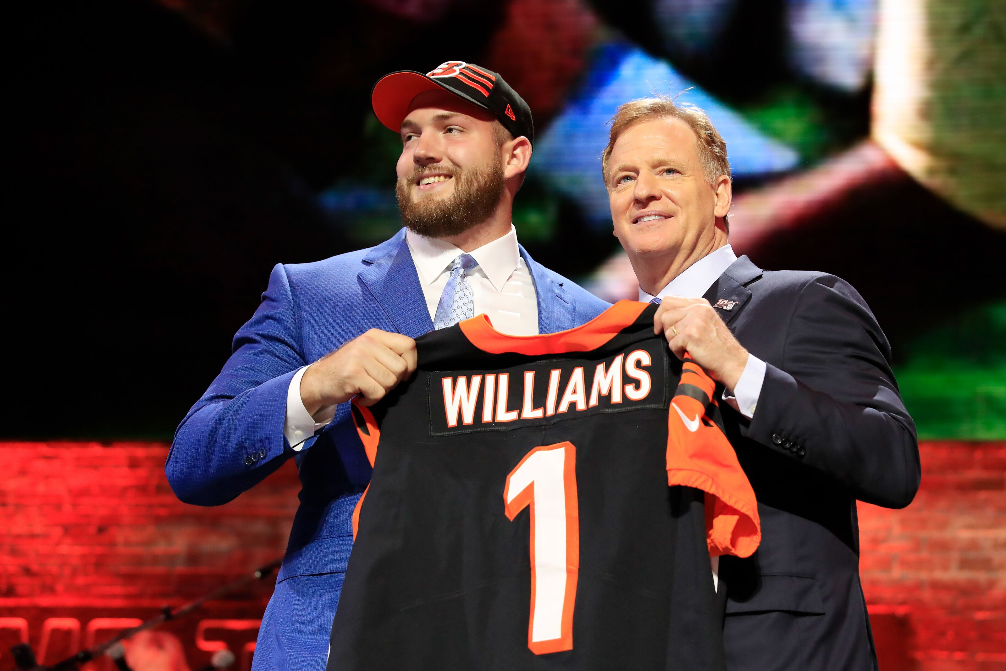 59ce8926 Does the Jonah Williams Pick Prove the Bengals Trust Andy Dalton?