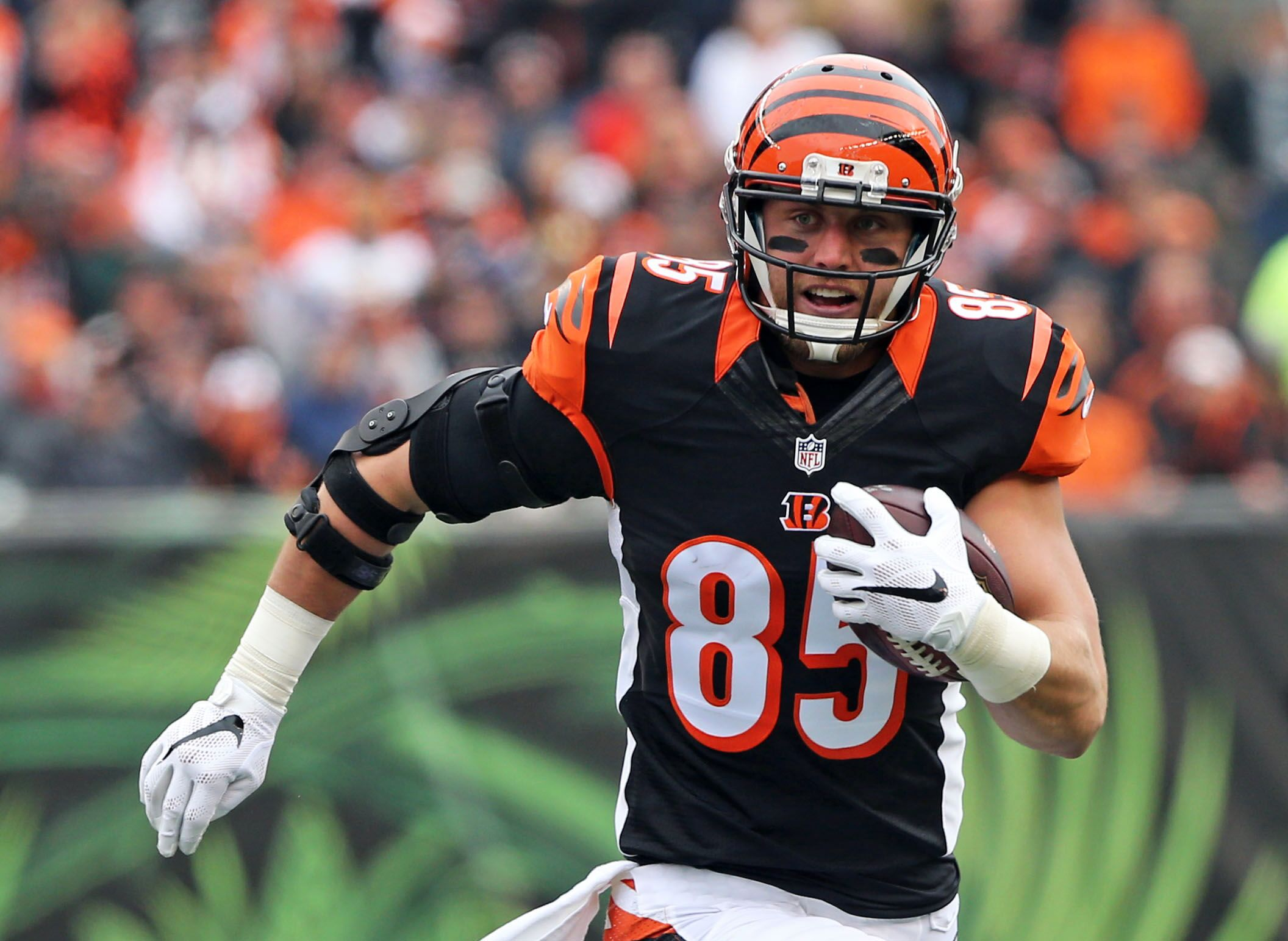 When Will Bengals Tyler Eifert Be Ready For Action