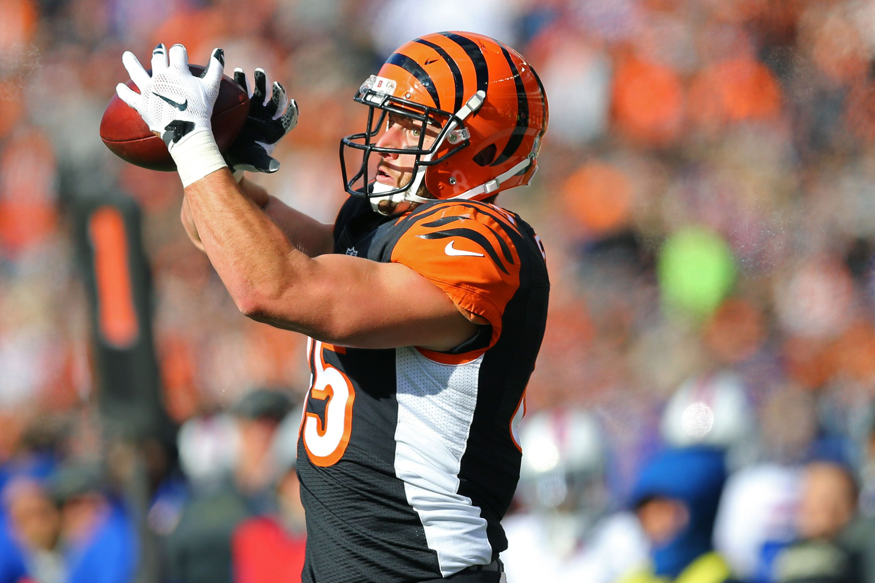 Cincinnati Bengals No Need To fer Tyler Eifert An Extension Now