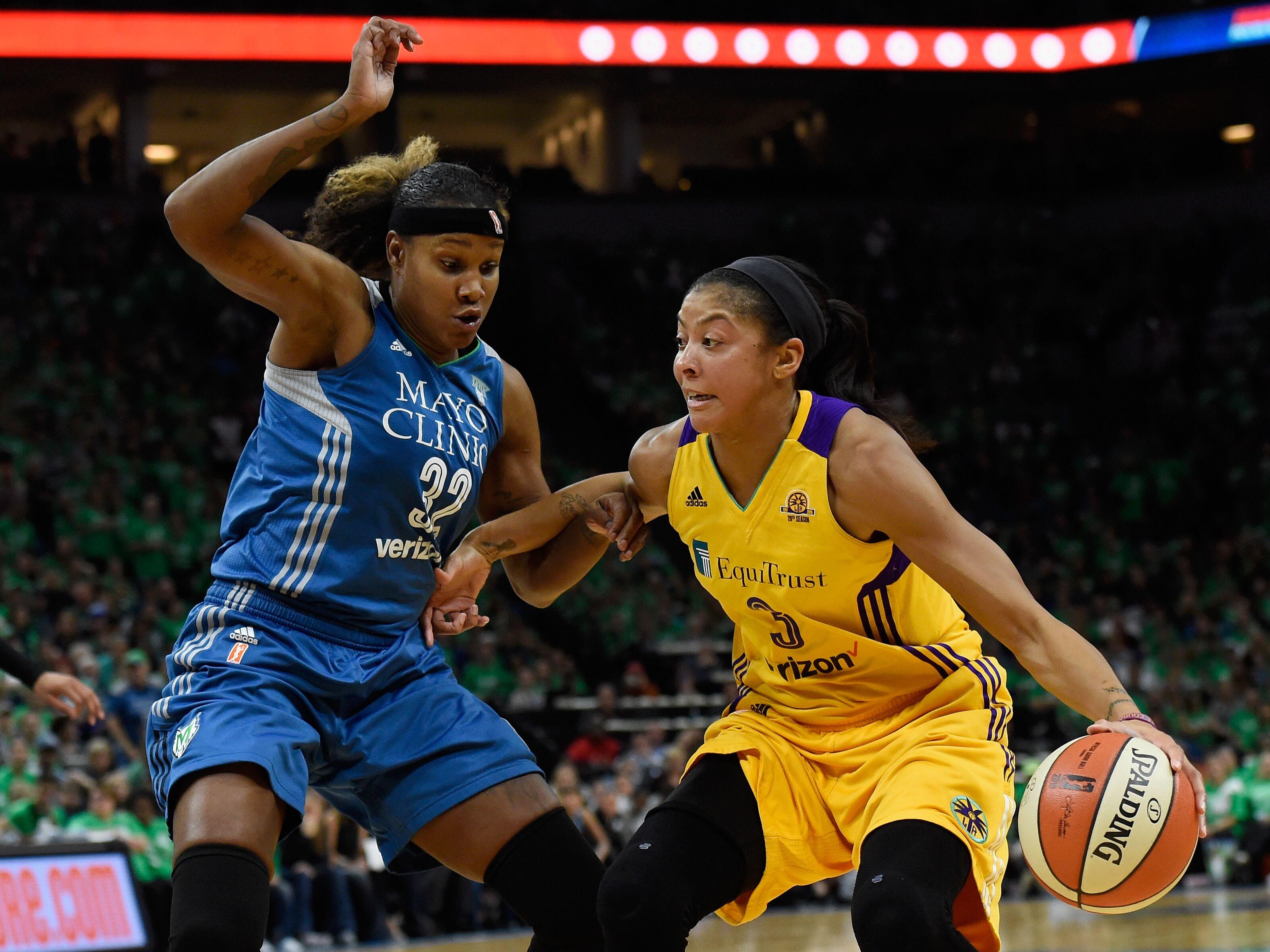 Minnesota Lynx: Maya Moore sets season scoring record in ...