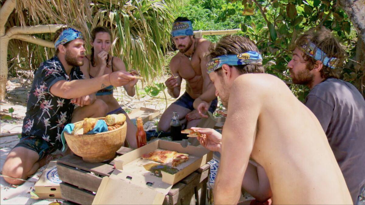Survivor: David vs  Goliath episode 8 secret scene