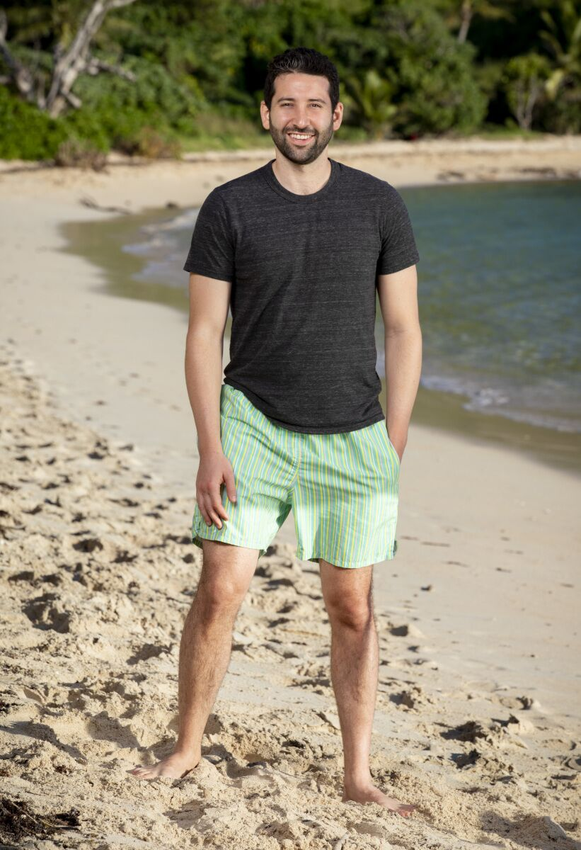 Survivor Island of the Idols cast assessment: Jason Linden remaining chill