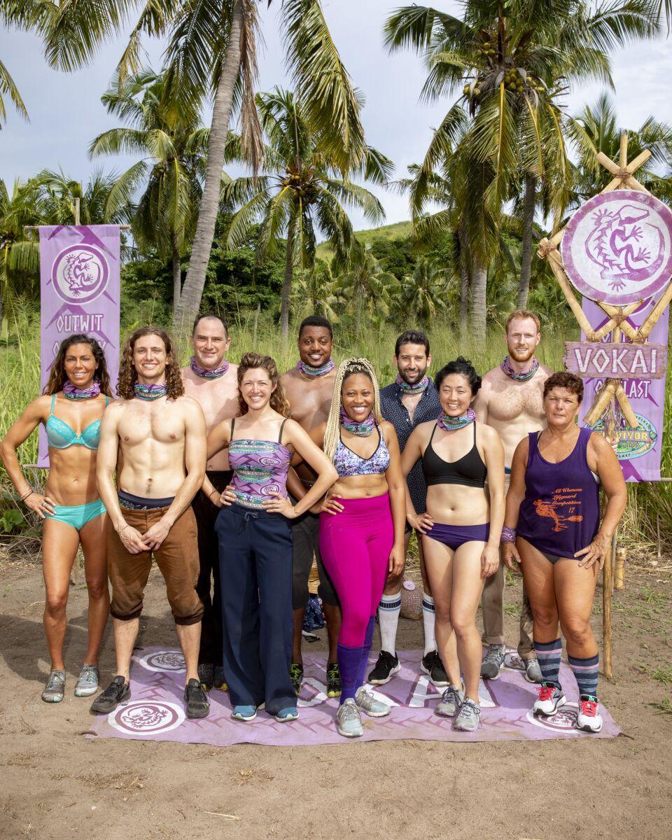 Survivor Island of the Idols pregame interview highlights part 4