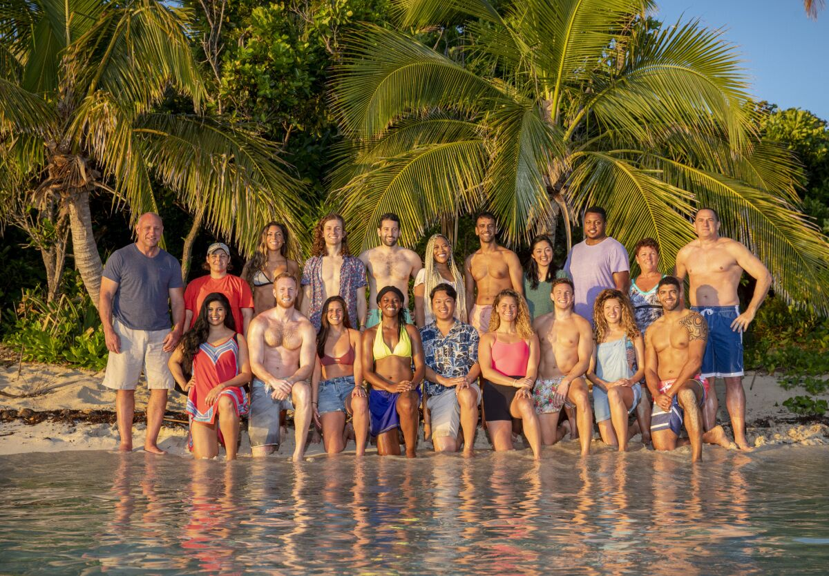 Survivor: Island of the Idols is set to begin in a bizarre fashion