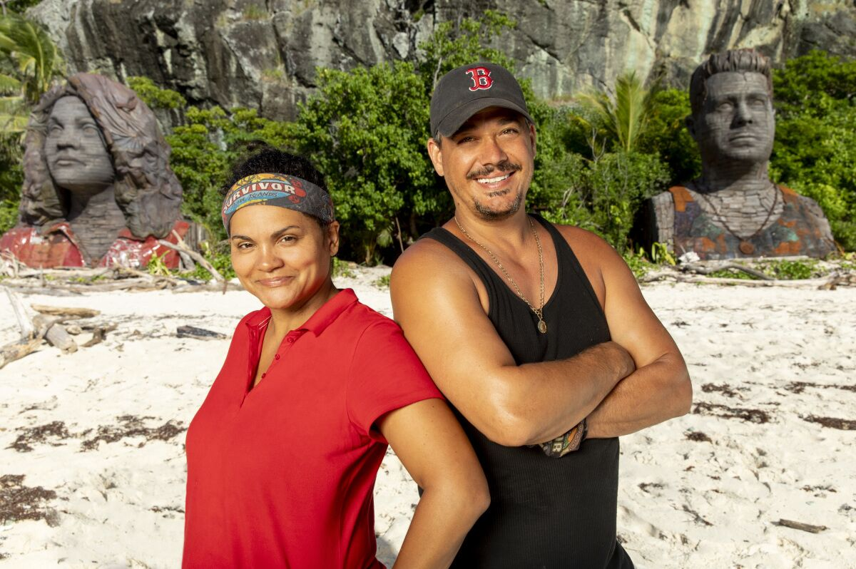Survivor Island of the Idols: Probst explains Boston Rob and Sandra's role