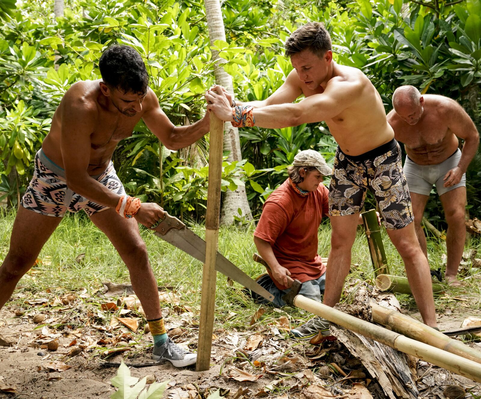 Survivor: Island of the Idols episode 1 synopsis hints fiery start to the game