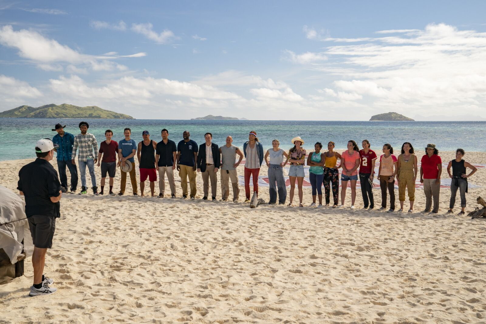 Survivor Winners at War: Each contestant explains why they will win