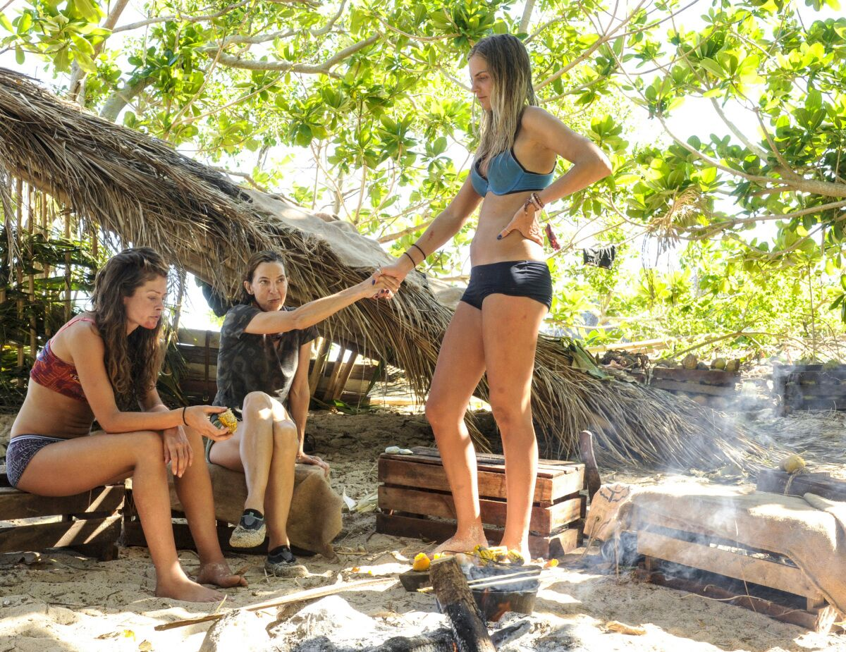 Survivor Game Changers Quot All Stars Quot Approach All Stars