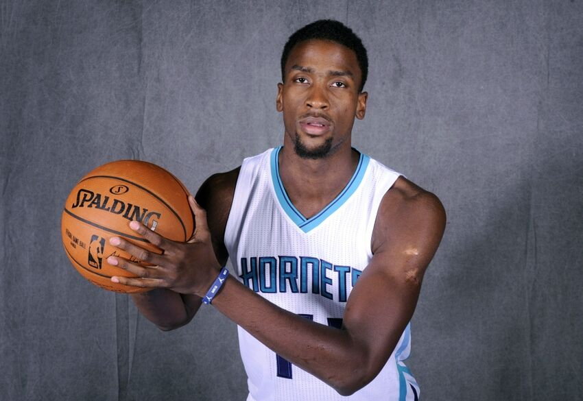 Michael Kidd-Gilchrist's new shooting form has improved