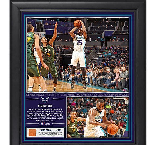 Kemba Walker Charlotte Hornets Jordan Brand Swingman Jersey – City Edition 74d341eae