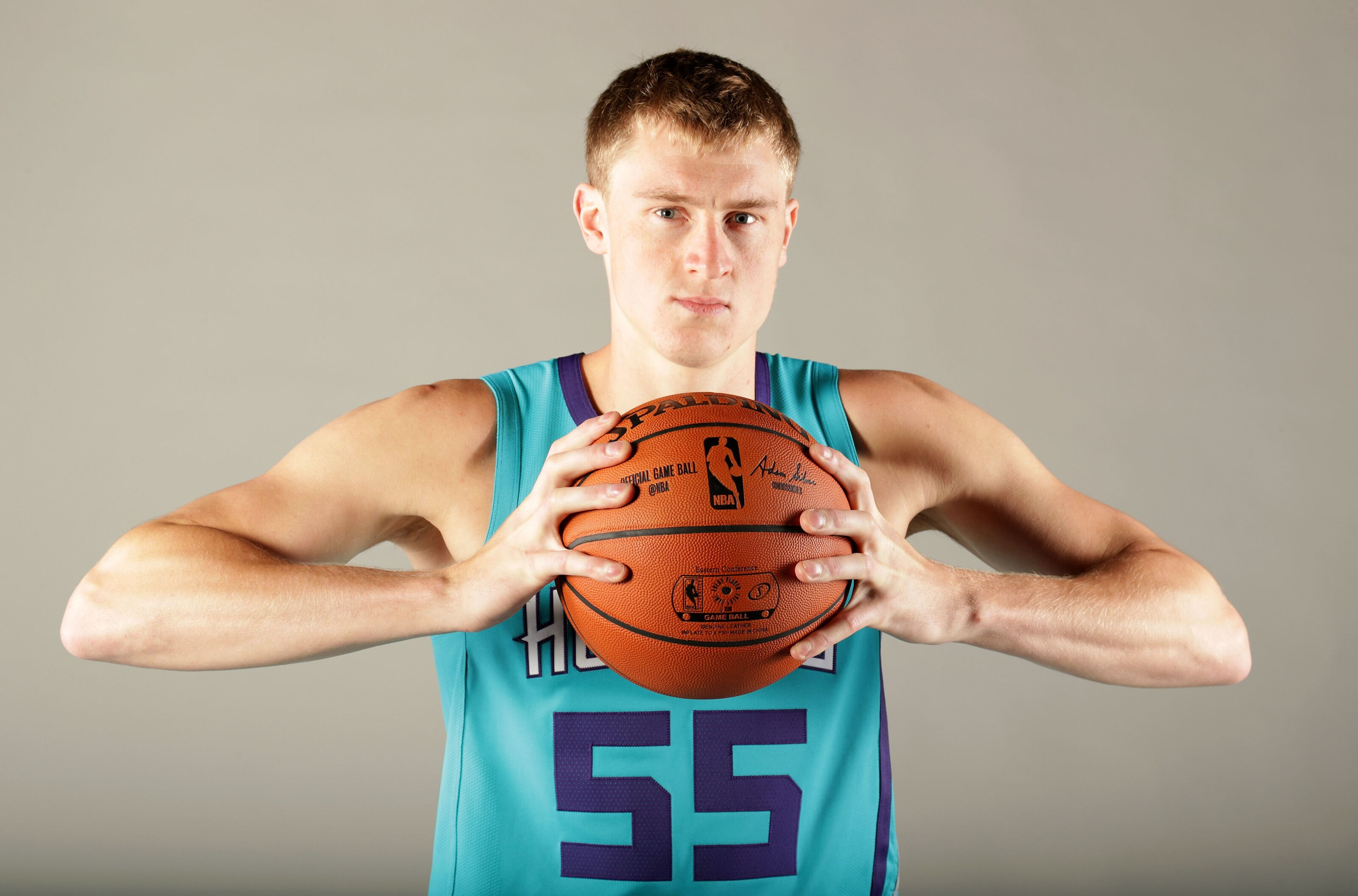 672186a93133 Charlotte Hornets  J.P. Macura impresses in G-League debut