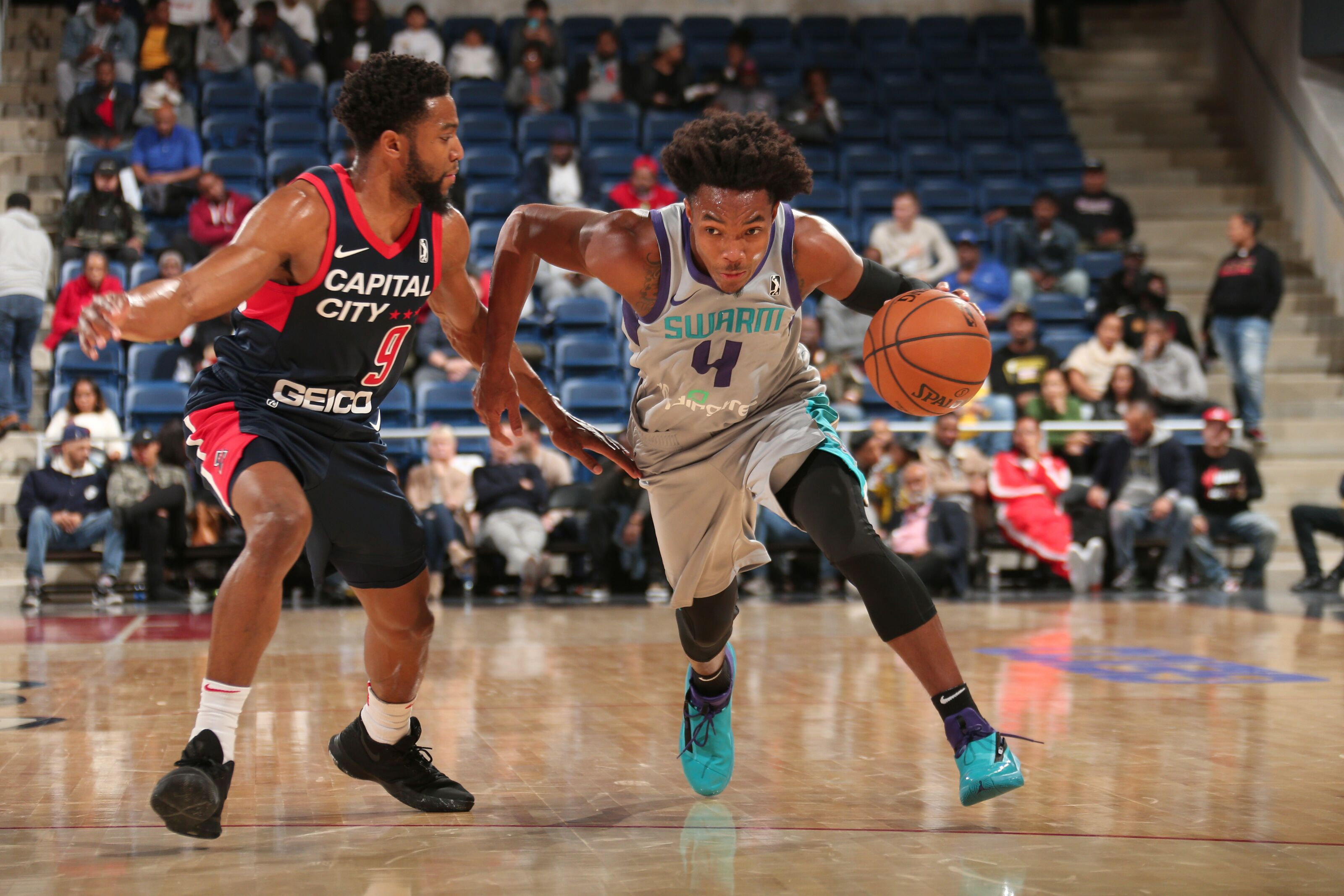 e7869d6da Charlotte Hornets recall Devonte Graham from G-League