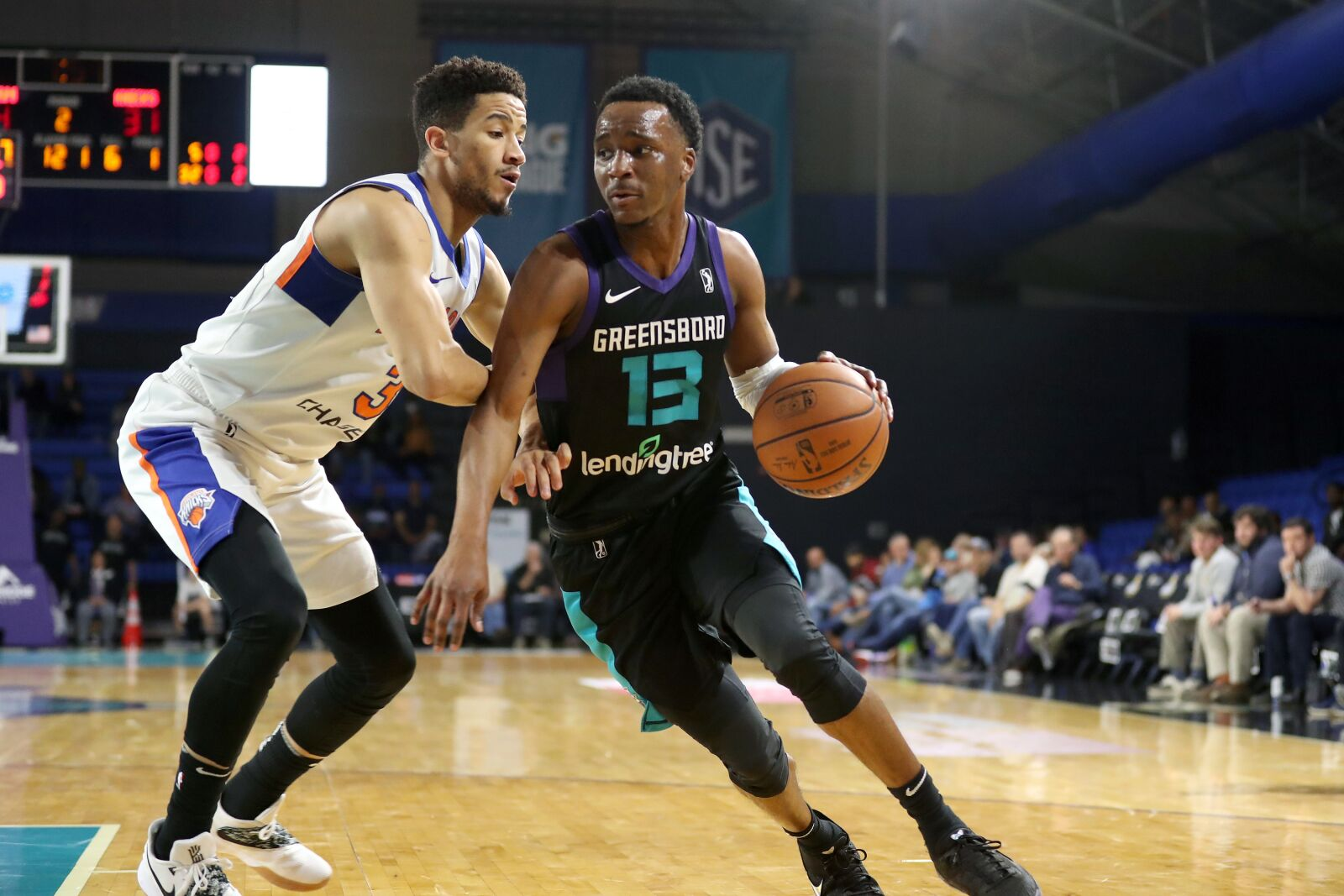 Charlotte Hornets Two-Way Tracker: Chealey balling for Swarm