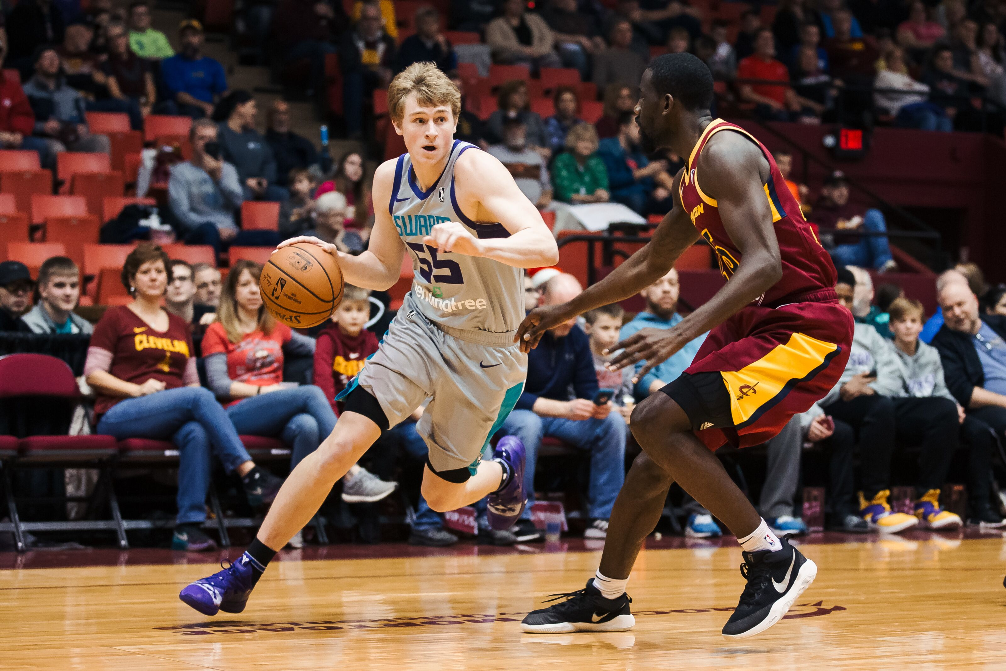 6635872ac094 Charlotte Hornets call up J.P. Macura from NBA G-League