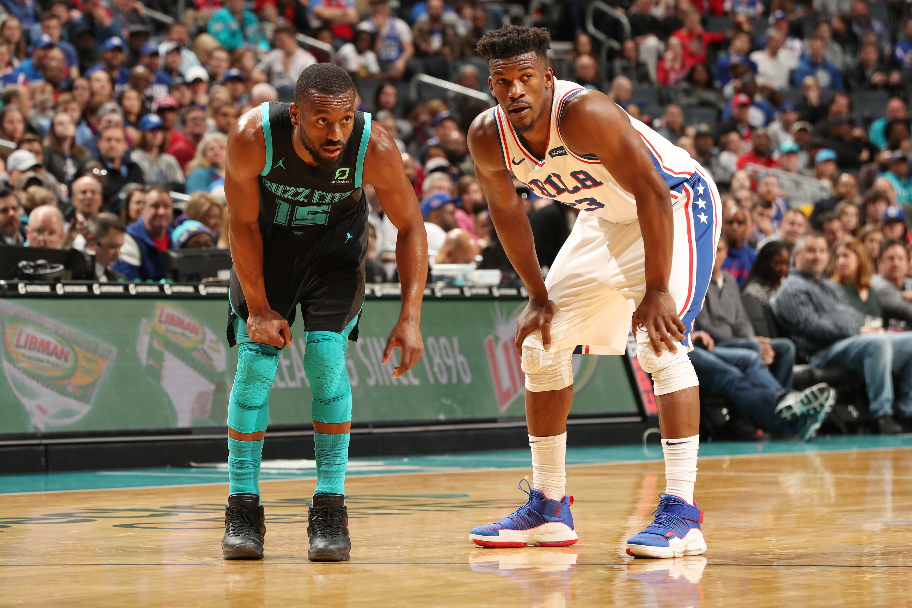 Charlotte Hornets fall at home to the Philadelphia 76ers, 118-114